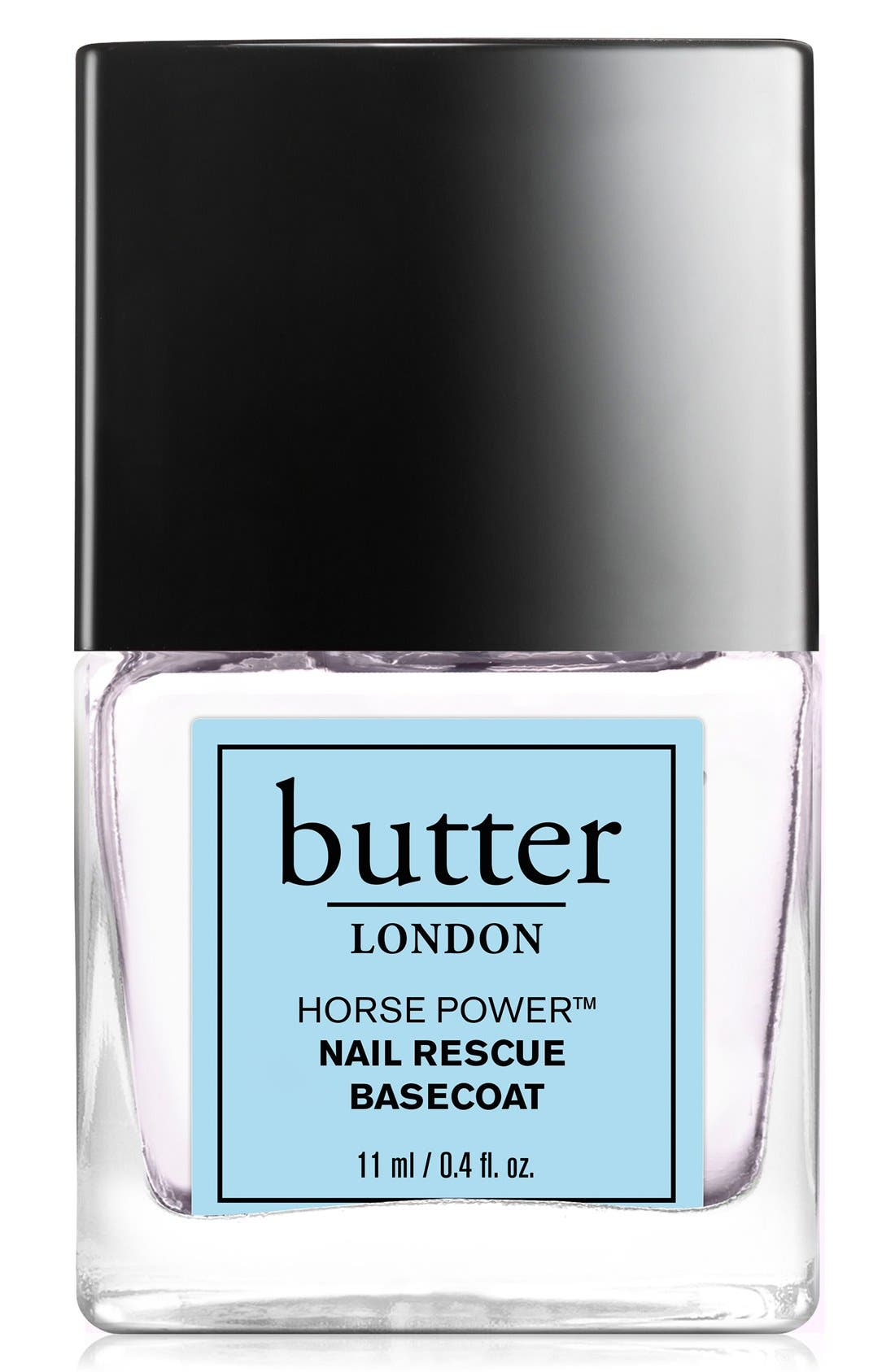 'Horse Power<sup>™</sup>' Nail Rescue Basecoat,                         Main,                         color, 000
