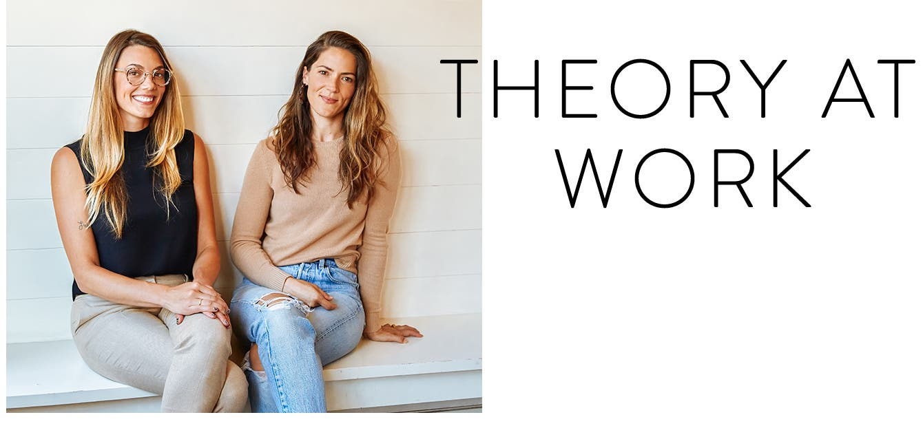 Working Theory: Frankie & Jo's cofounders Kari Brunson, left, and Autumn Martin.