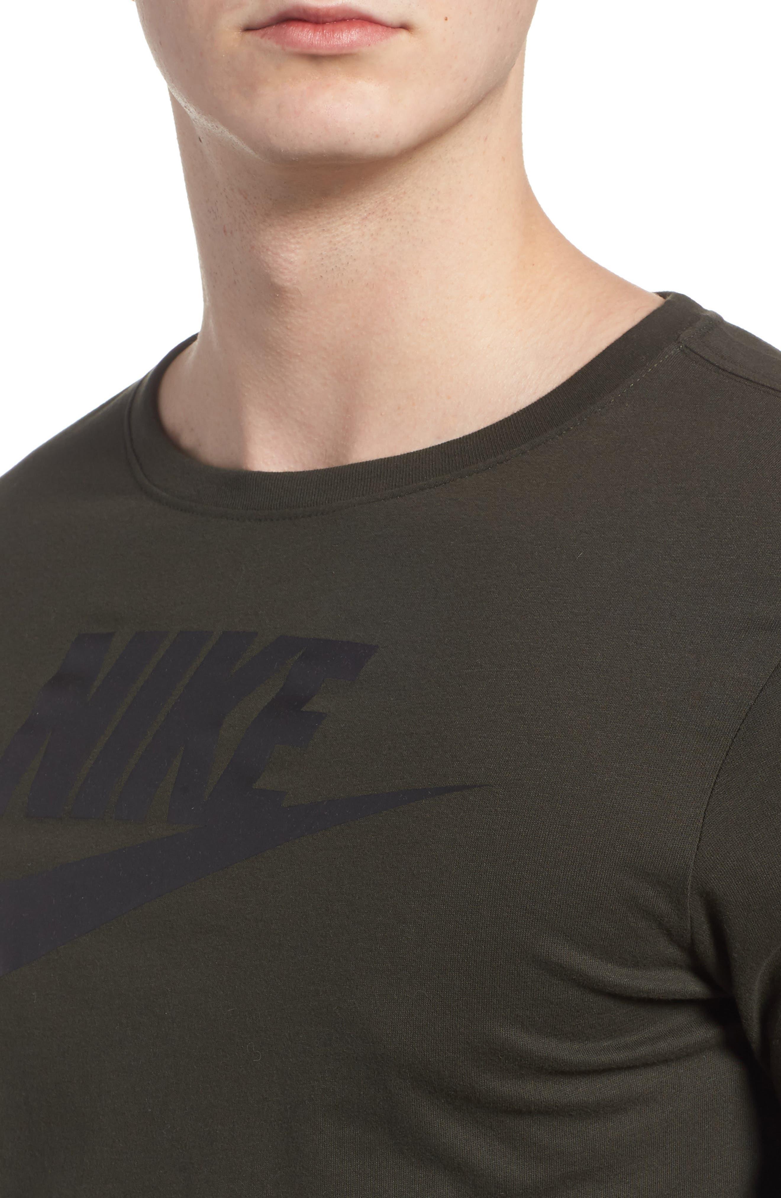 'Tee-Futura Icon' Graphic T-Shirt,                             Alternate thumbnail 66, color,