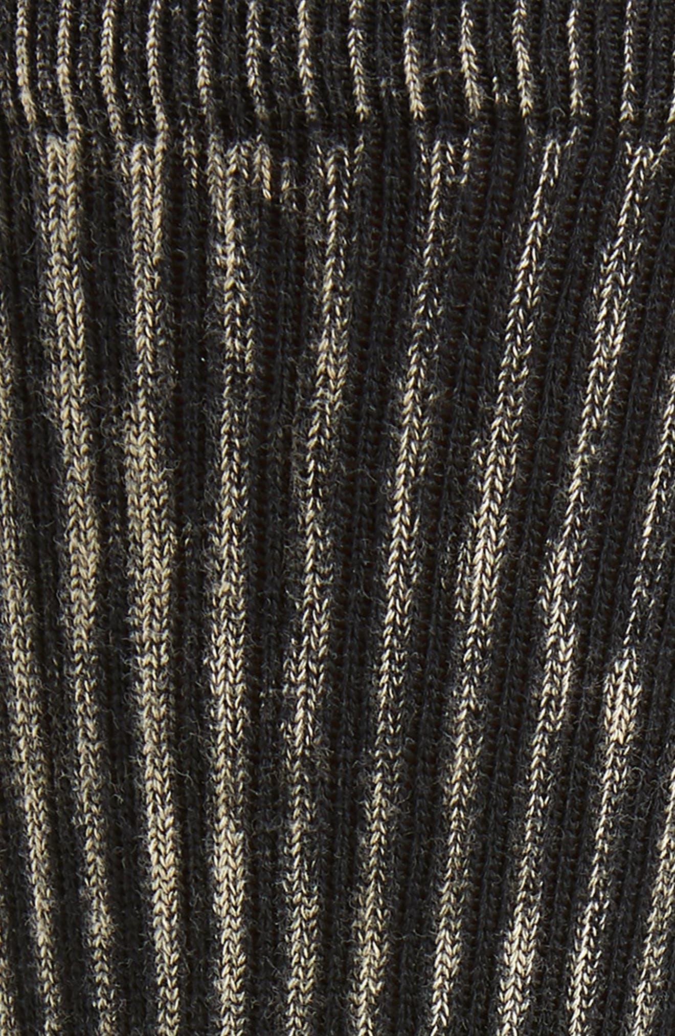 OG 2 Socks,                             Alternate thumbnail 2, color,                             BLACK