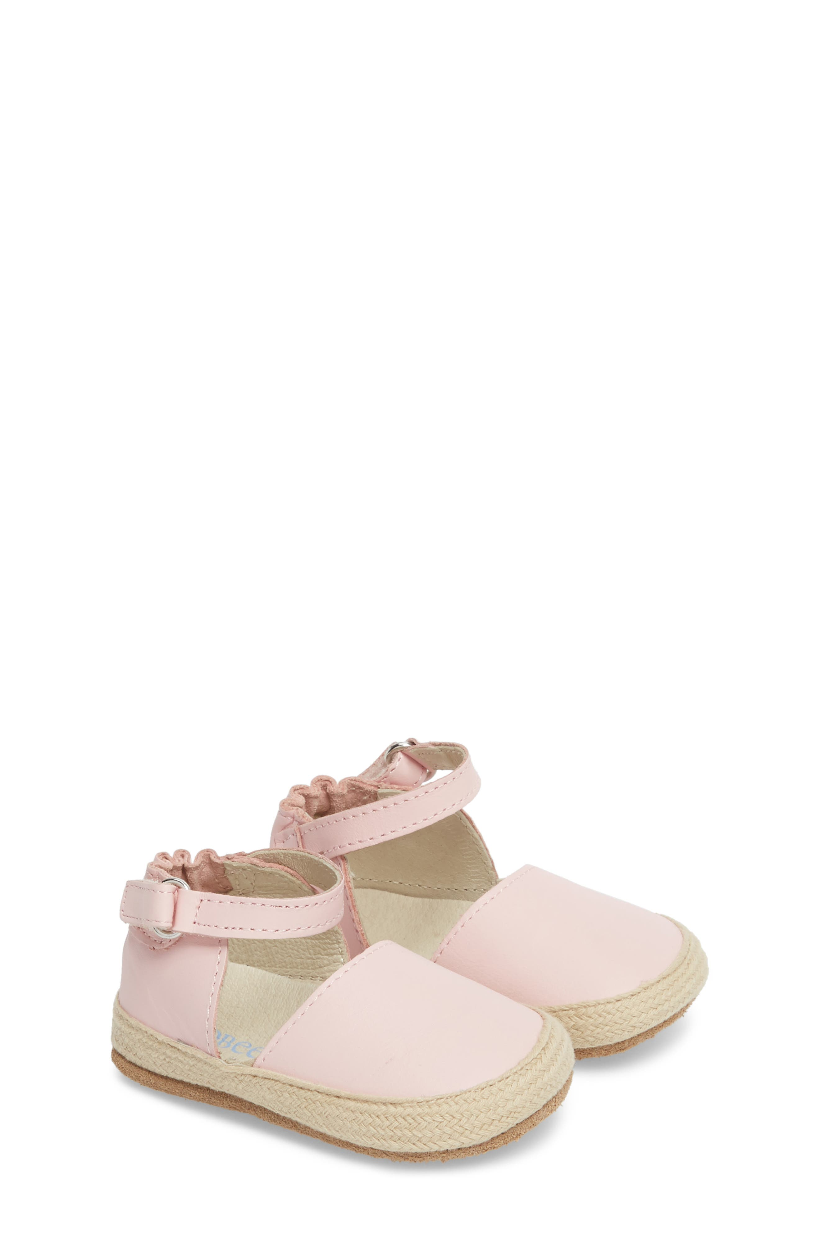 Kelly Soft Sole Espadrille Sandal,                             Main thumbnail 1, color,                             PINK