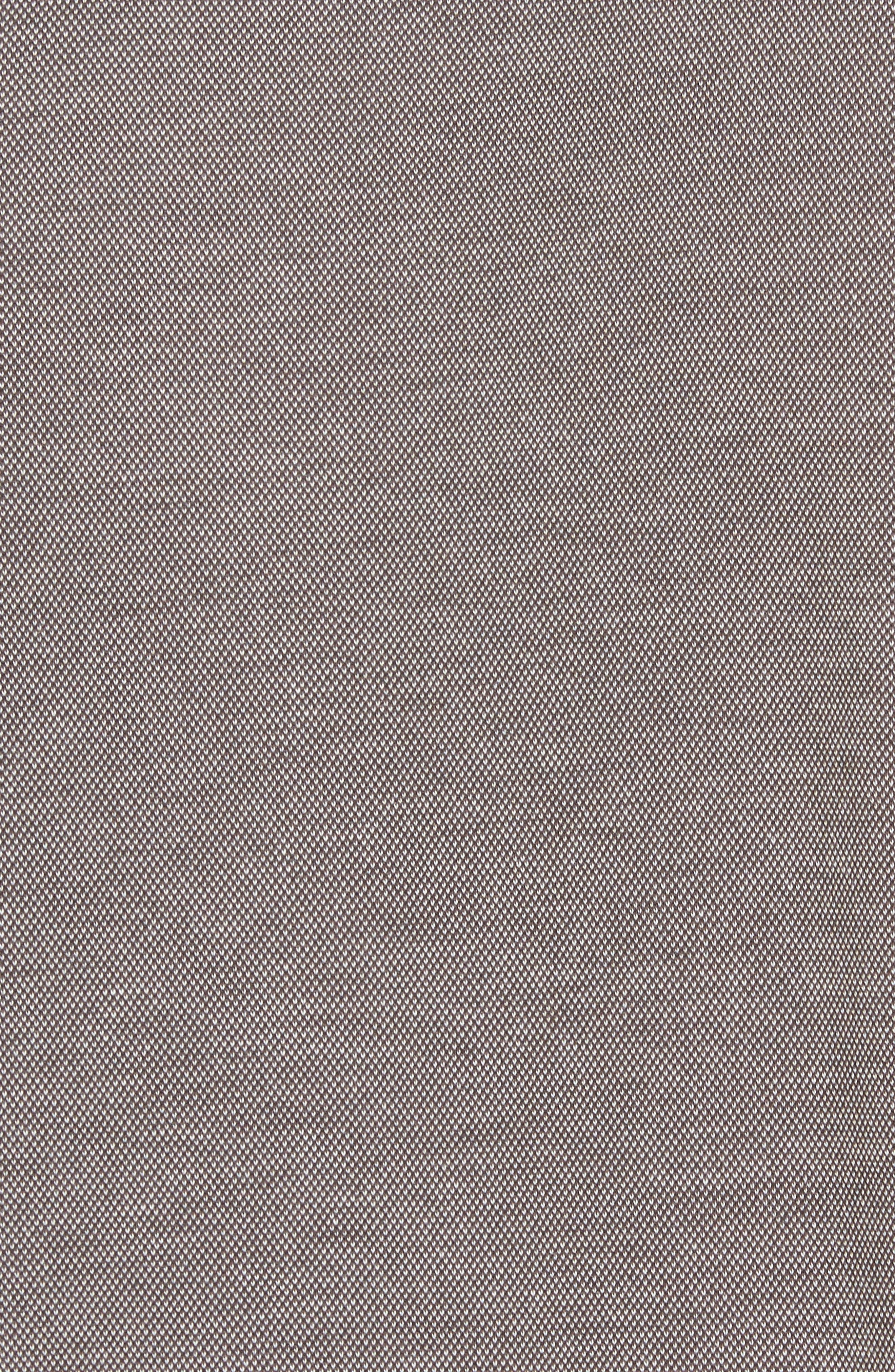 Osborn Woven Collar Polo,                             Alternate thumbnail 5, color,                             030