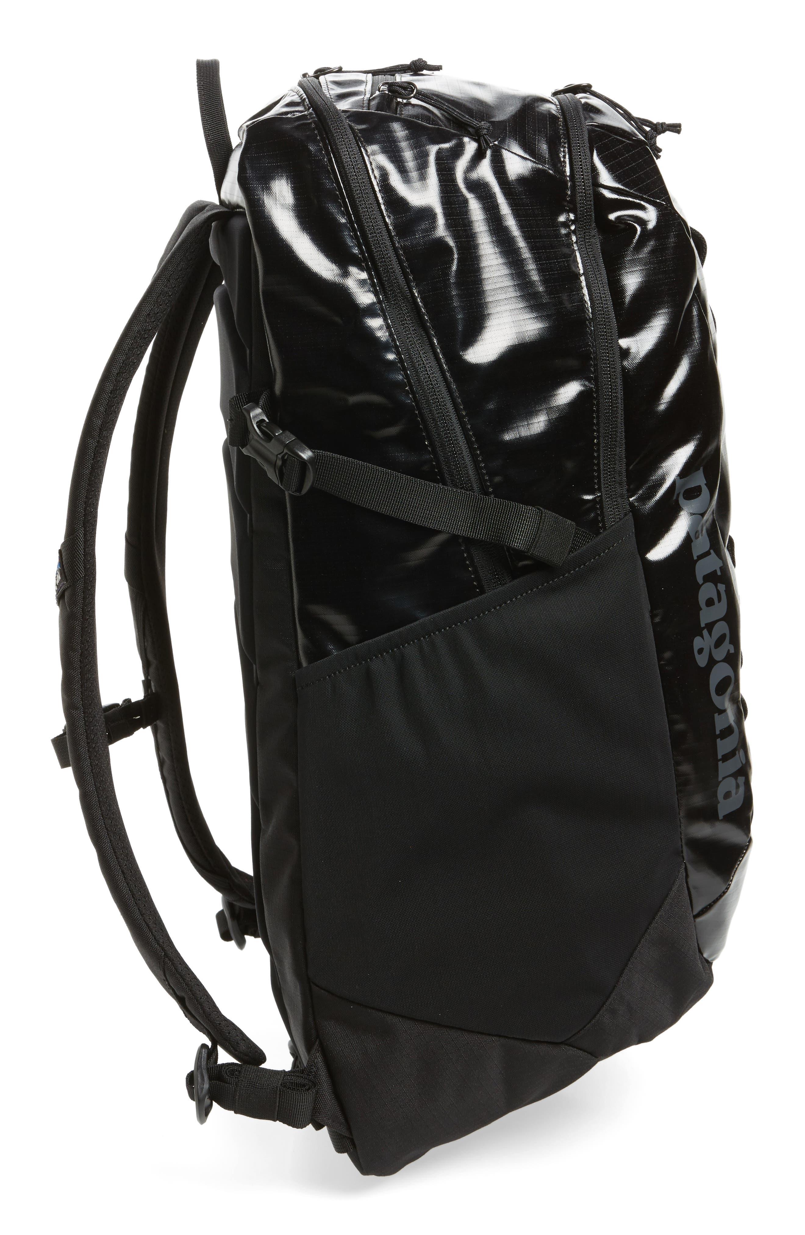 PATAGONIA,                             Black Hole 30-Liter Backpack,                             Alternate thumbnail 5, color,                             001