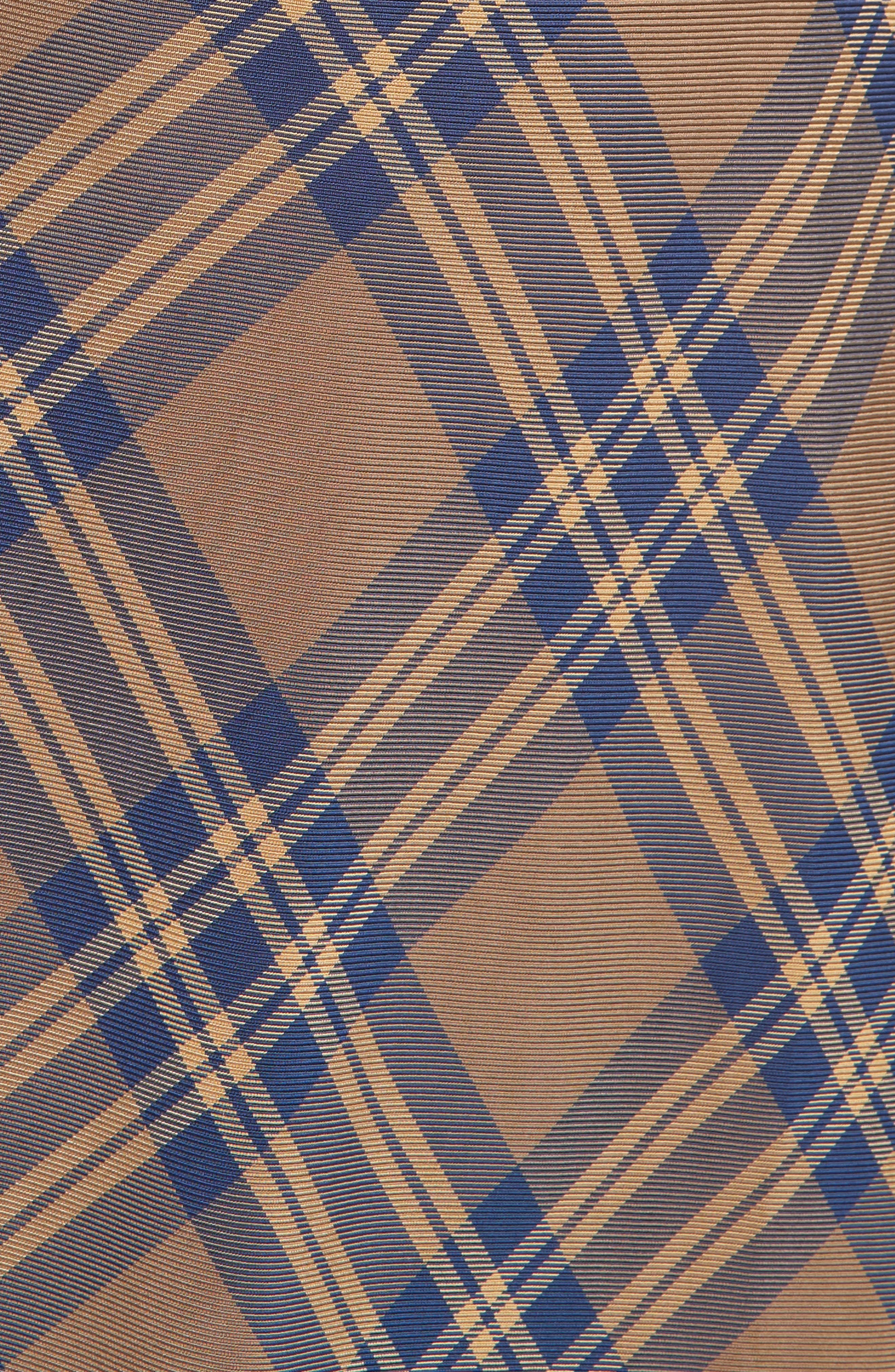 Check Dress,                             Alternate thumbnail 6, color,                             210