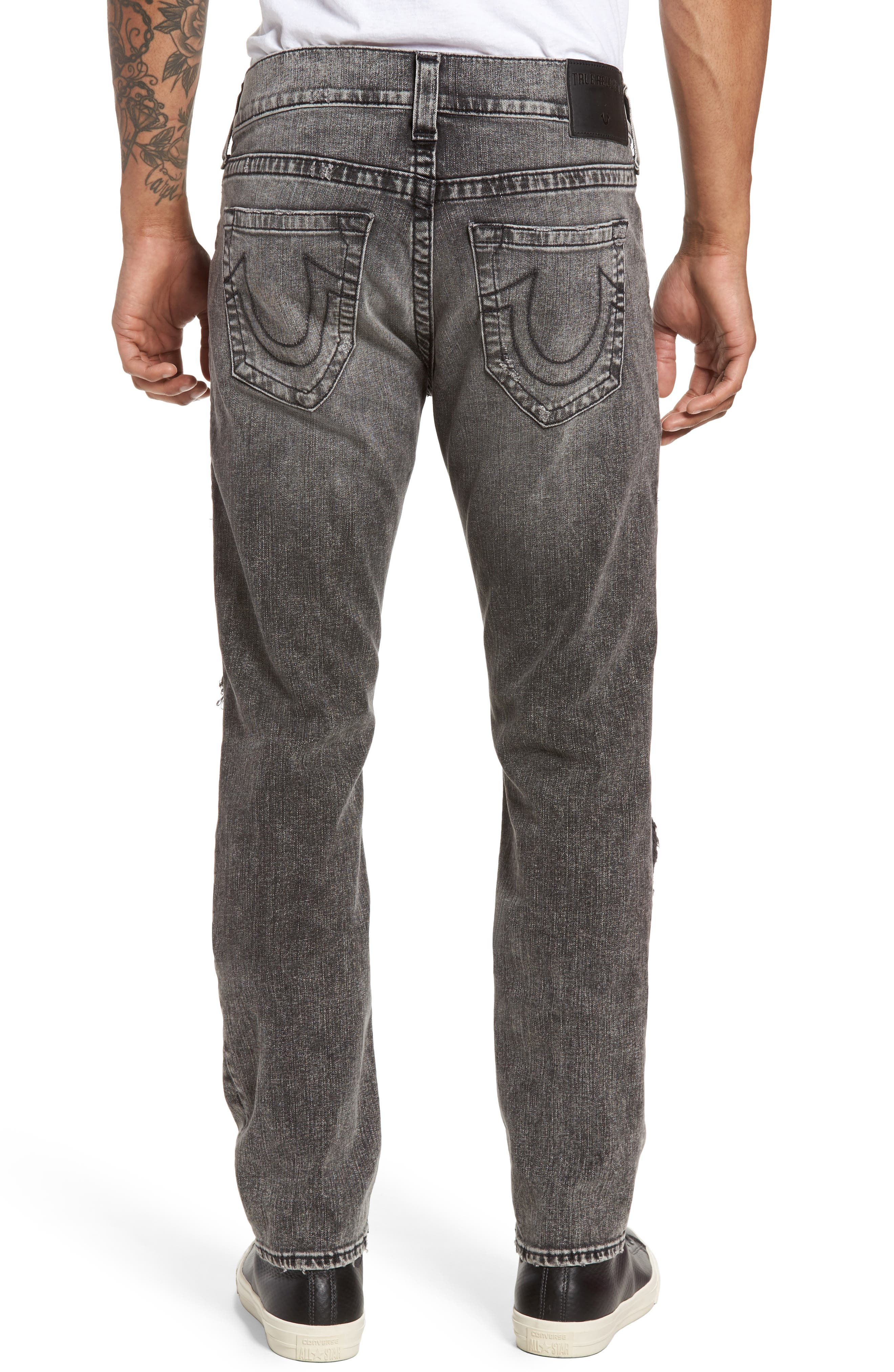 Rocco Skinny Fit Jeans,                             Alternate thumbnail 2, color,                             408
