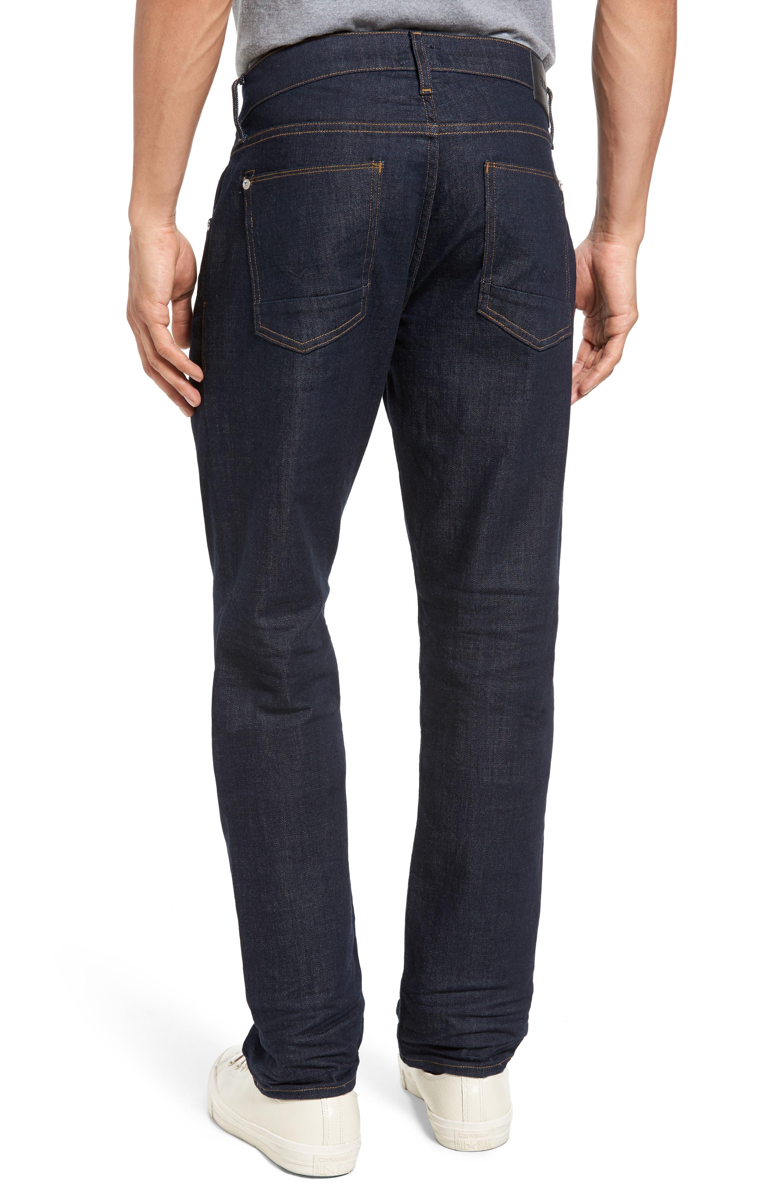 Blake Slim Fit Jeans,                             Alternate thumbnail 2, color,                             410