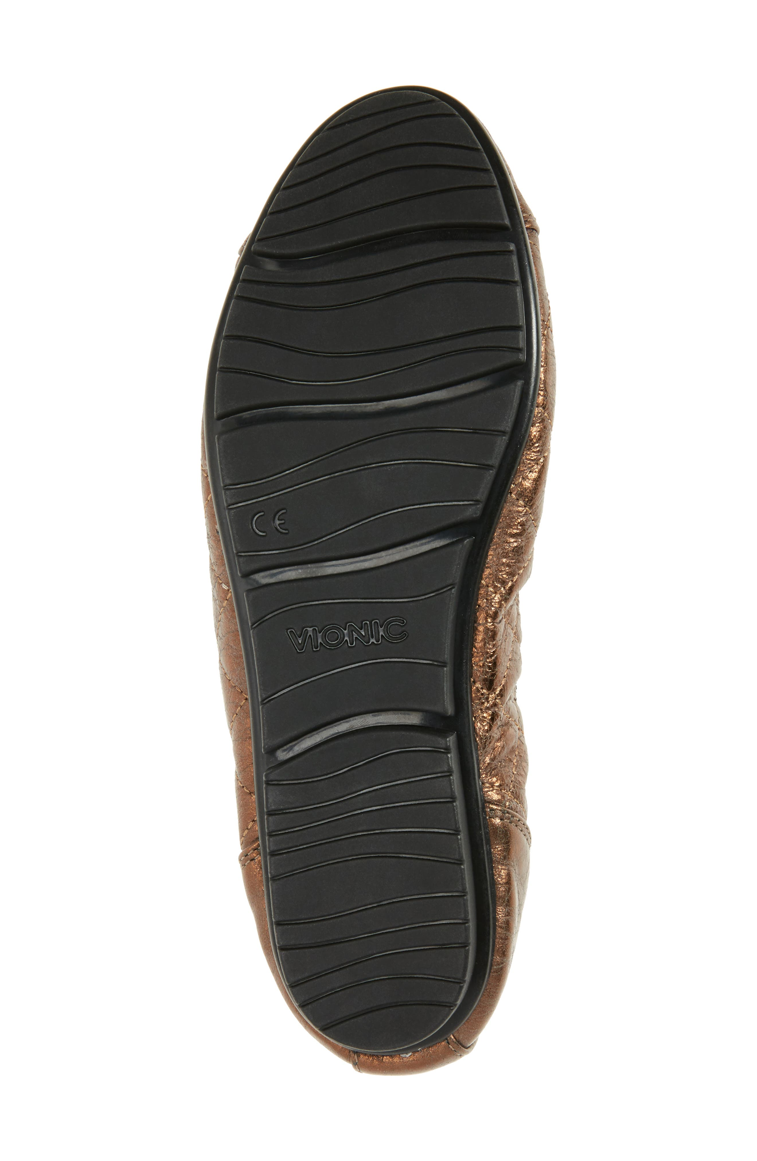 Ava Quilted Ballet Flat,                             Alternate thumbnail 18, color,