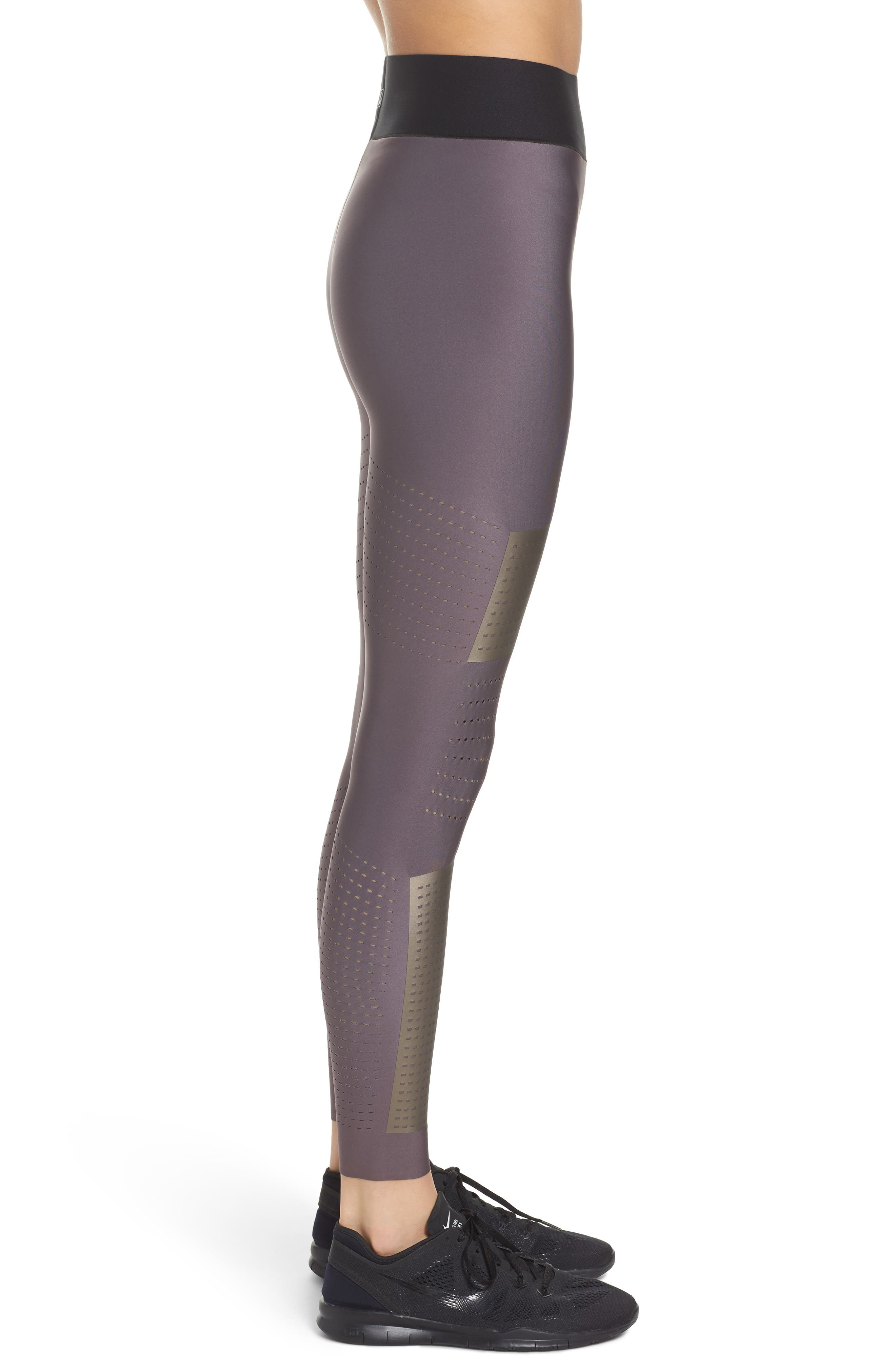 Ultra Silk AK17 High Waist Leggings,                             Alternate thumbnail 6, color,