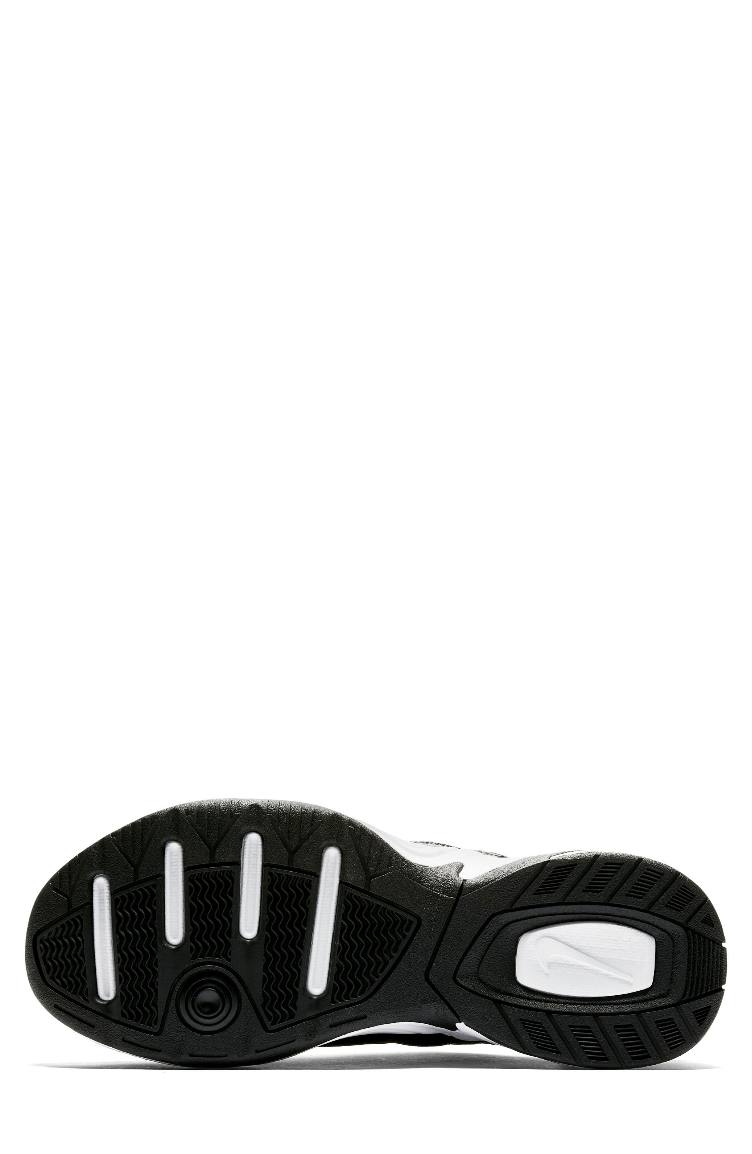 M2K Tekno Sneaker,                             Alternate thumbnail 5, color,                             BLACK/ OFF WHITE/ OBSIDIAN
