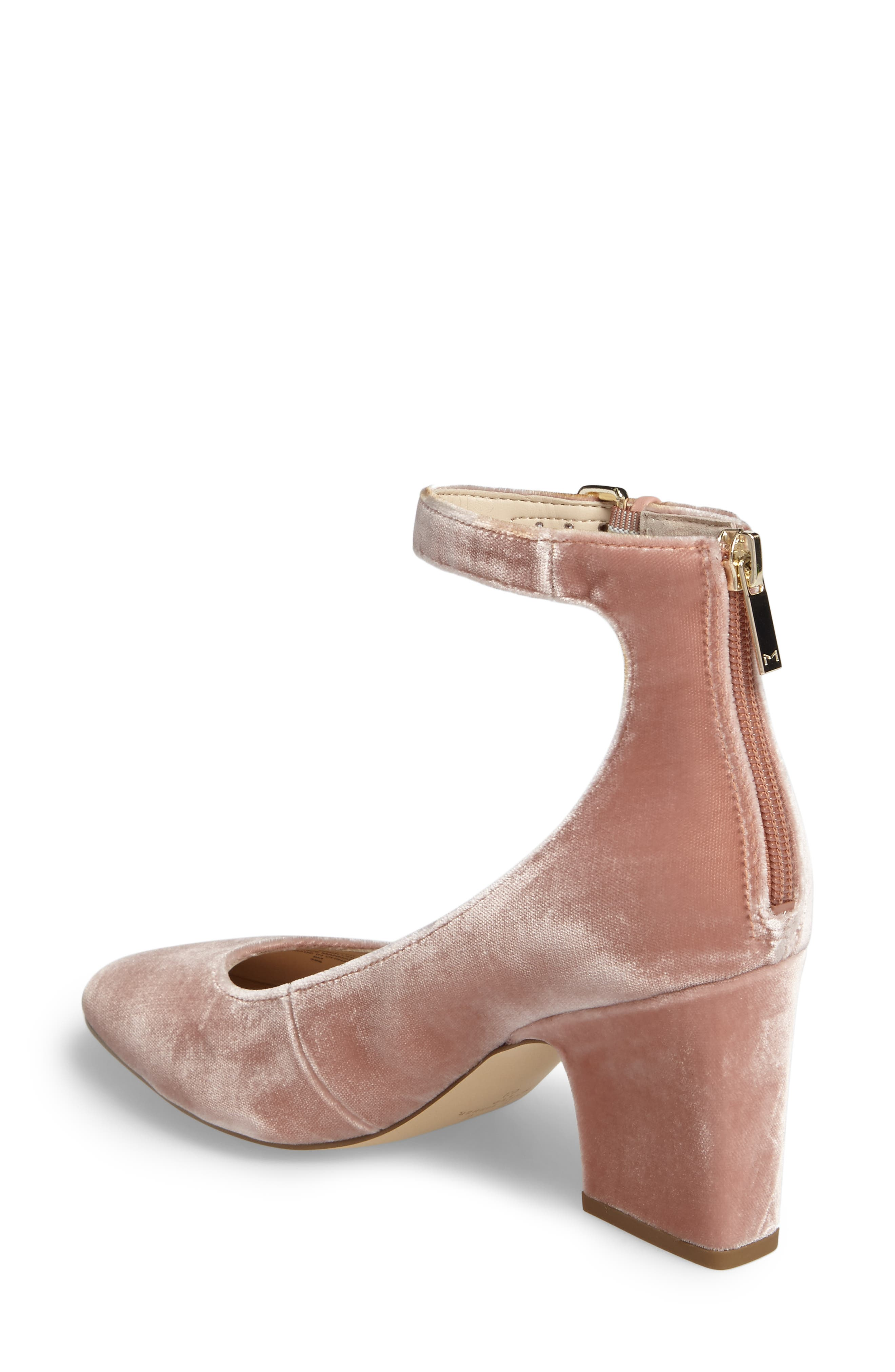 Anisy Ankle Strap Pump,                             Alternate thumbnail 9, color,