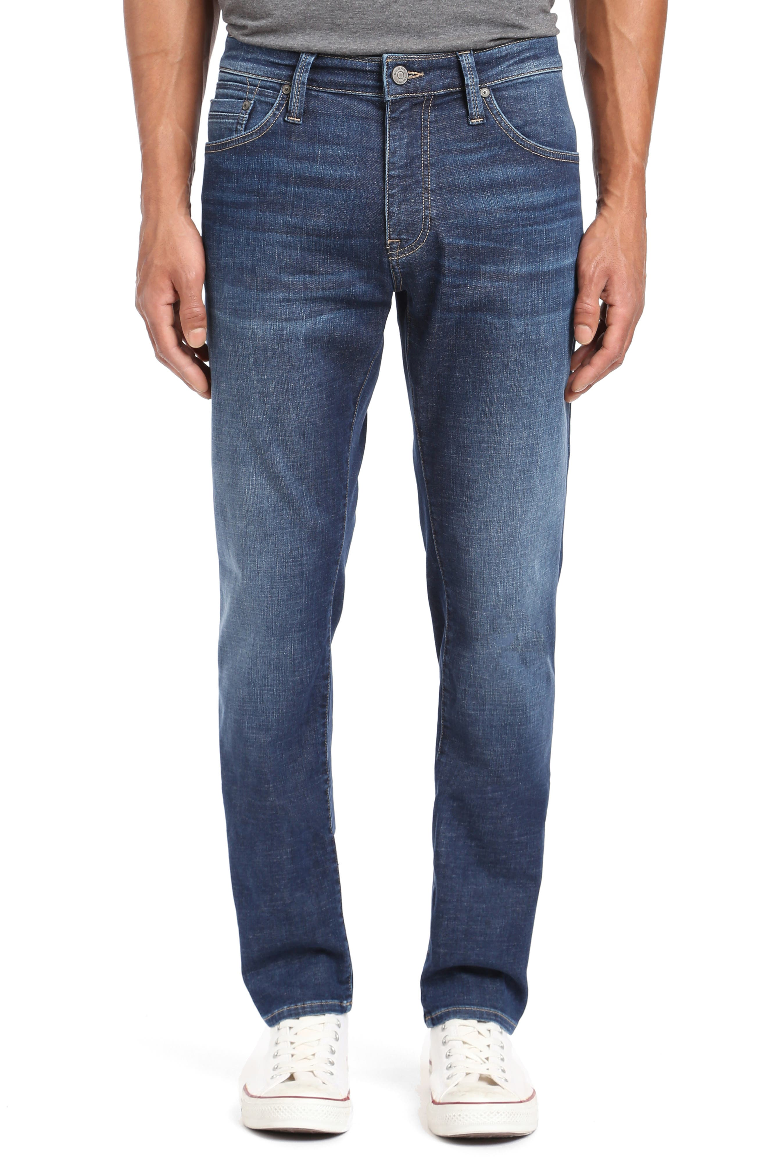 Jake Slim Fit Jeans,                         Main,                         color, DARK BRUSHED CASHMERE