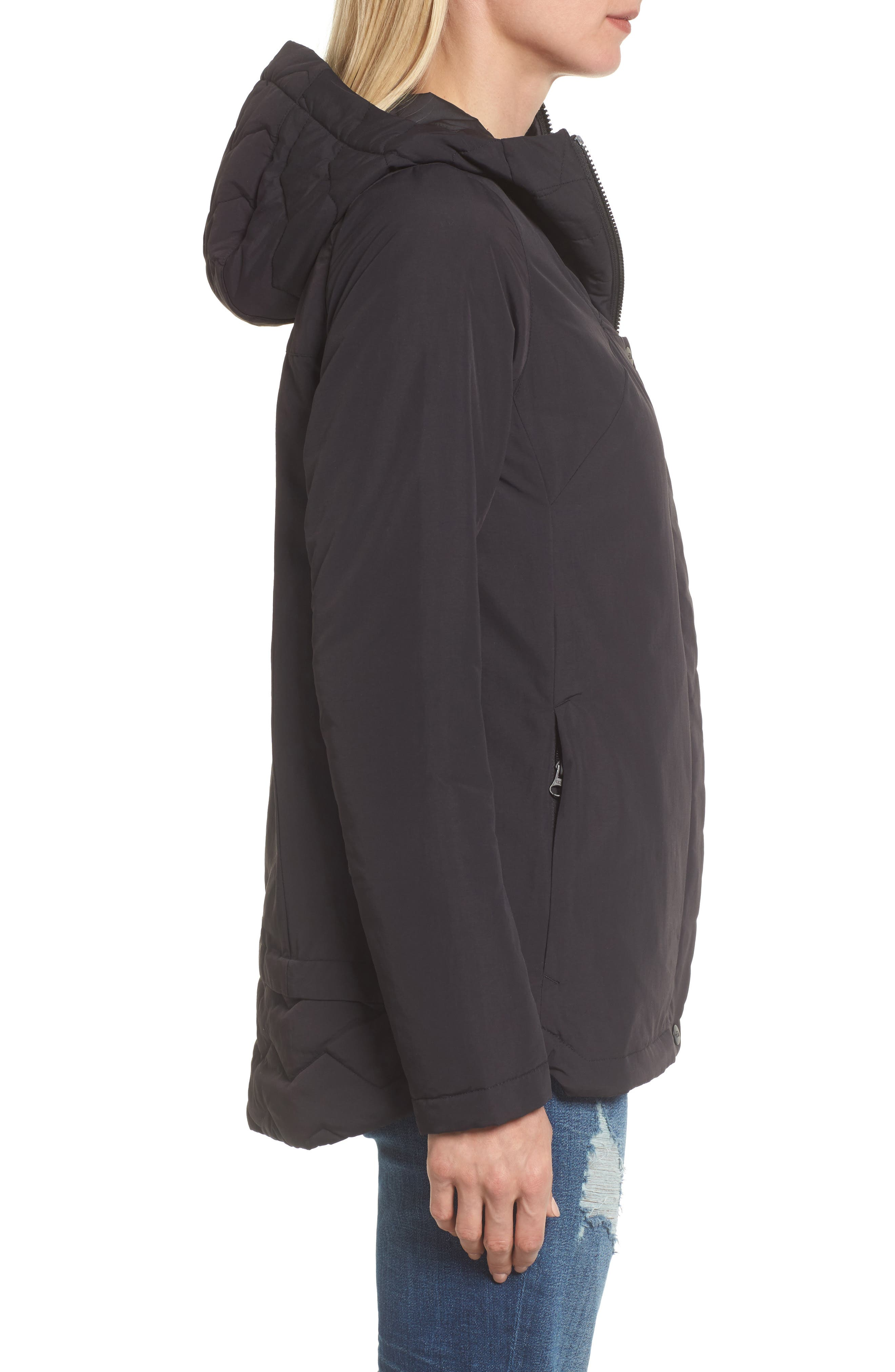 Westborough Insulated Parka,                             Alternate thumbnail 3, color,                             001