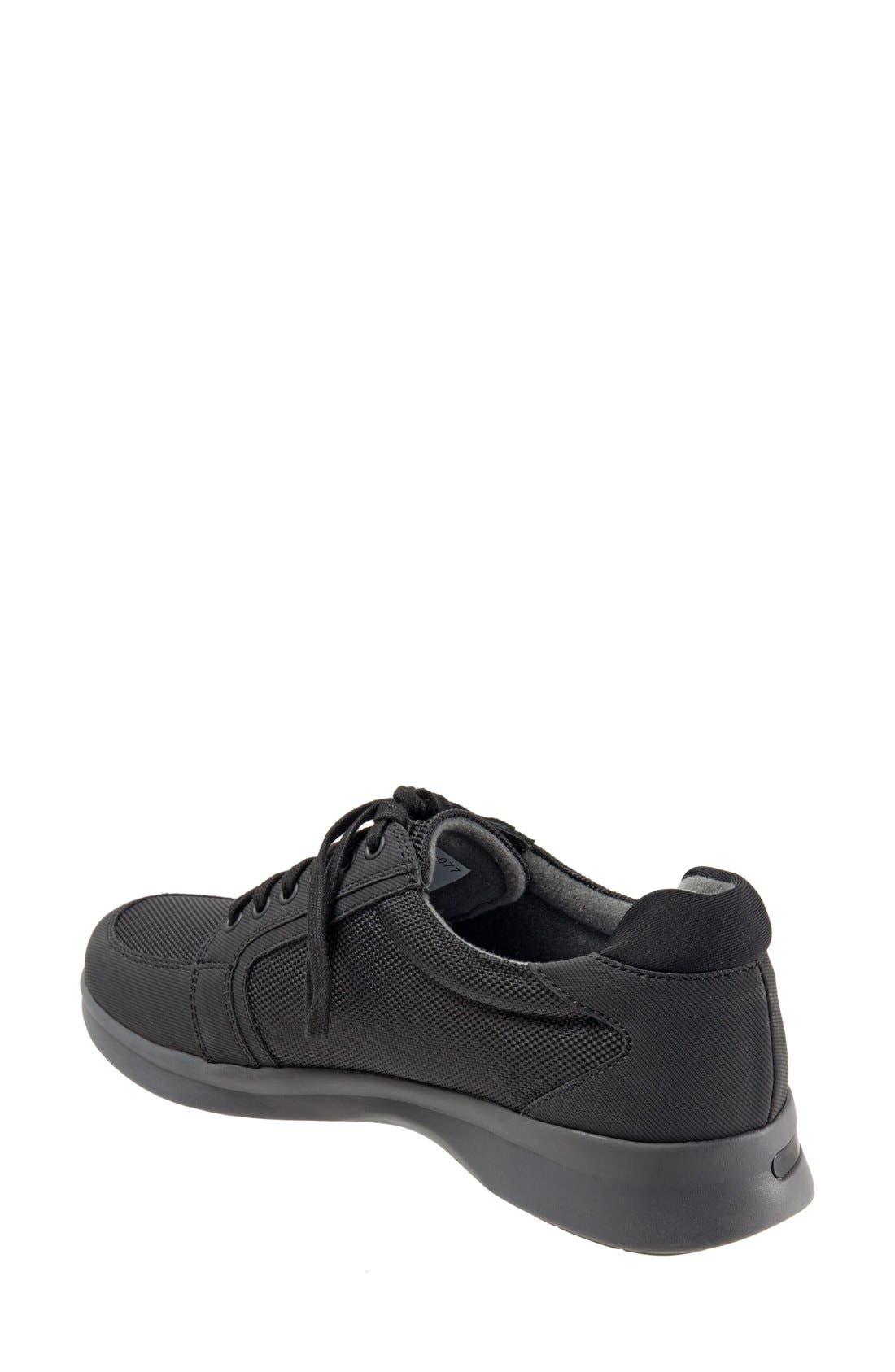 'Vital' Sneaker,                             Alternate thumbnail 2, color,                             BLACK