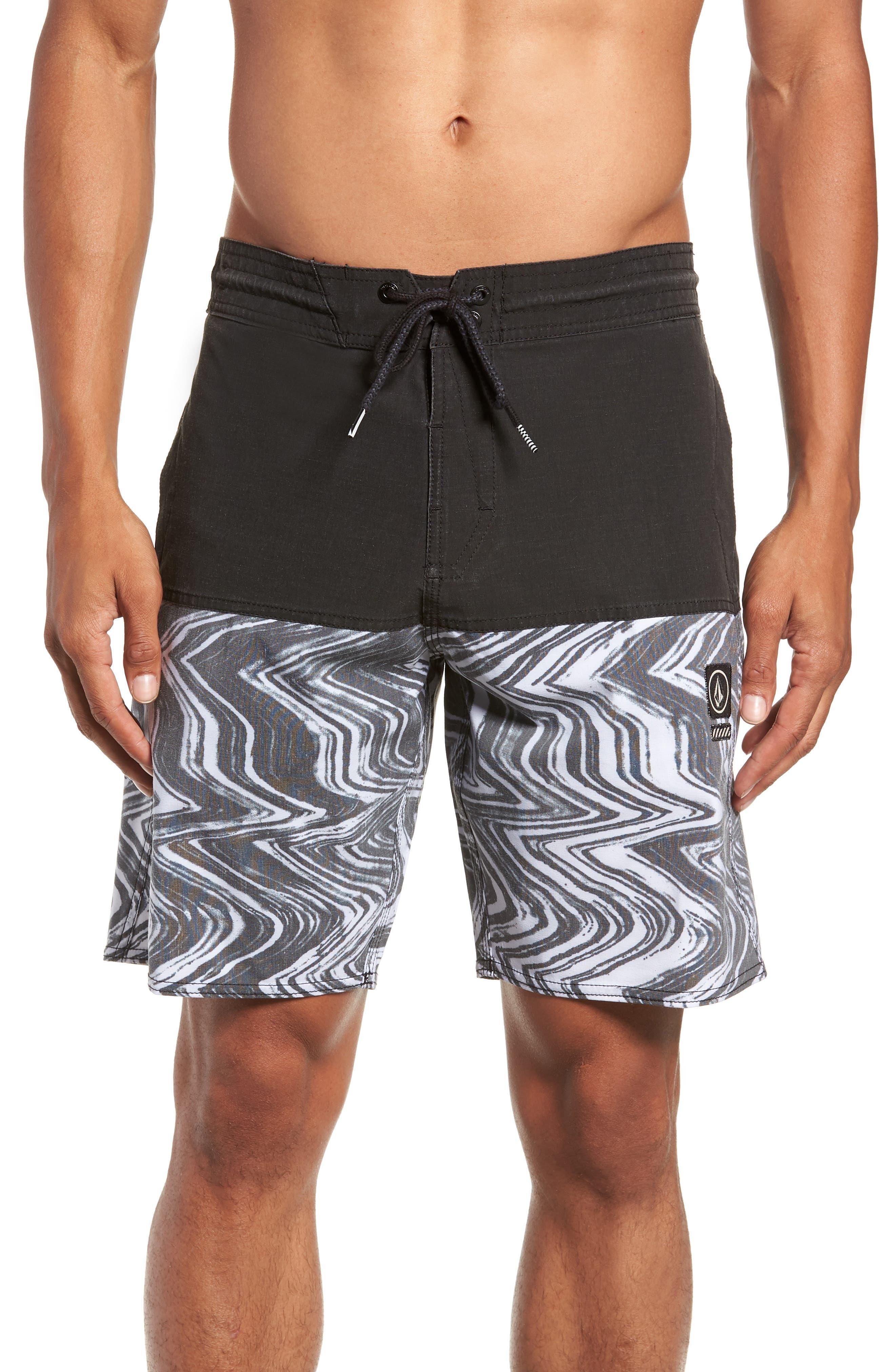 Vibes Half Stoney Board Shorts,                         Main,                         color,