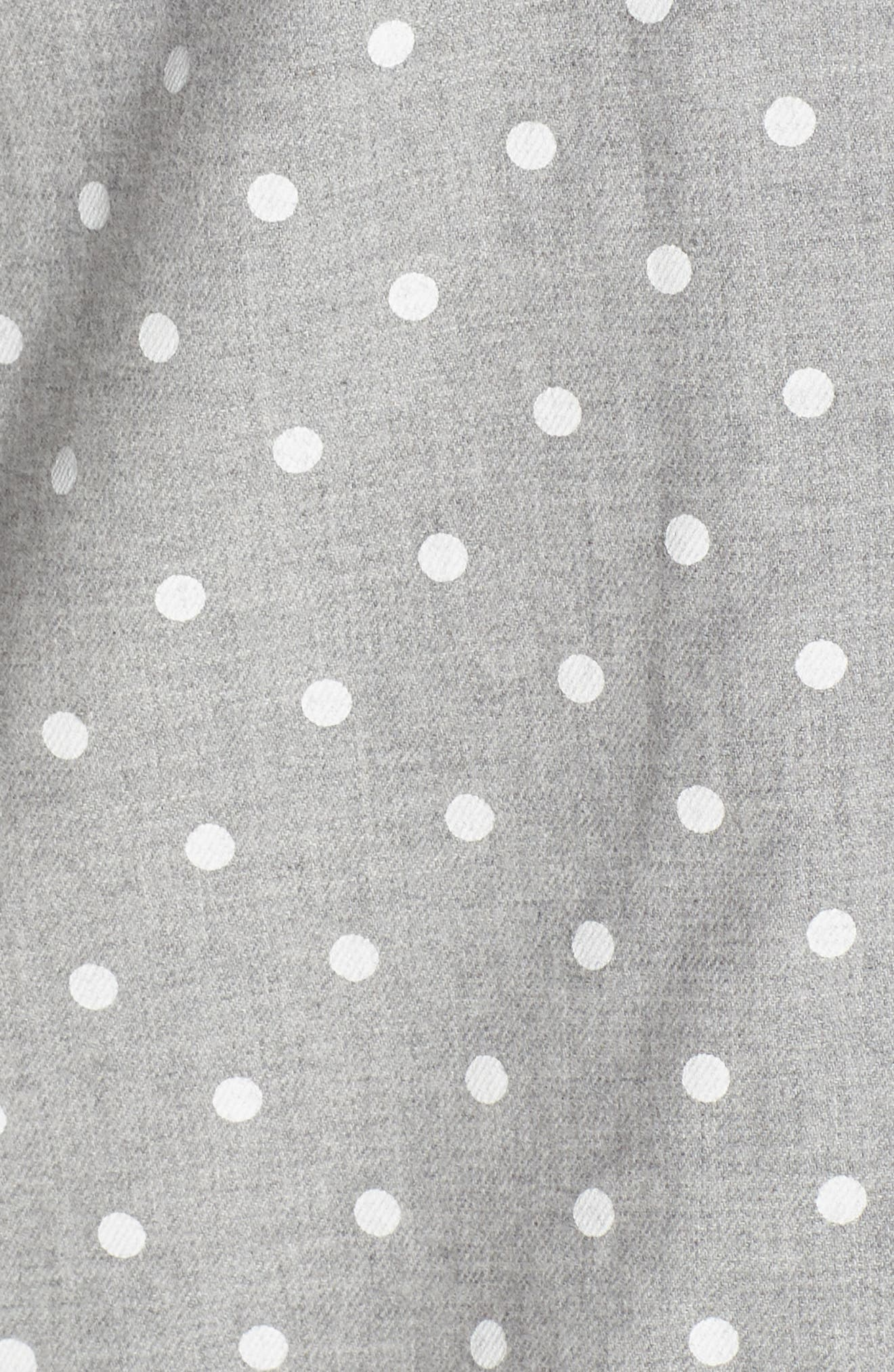Flannel Pajamas,                             Alternate thumbnail 5, color,                             023
