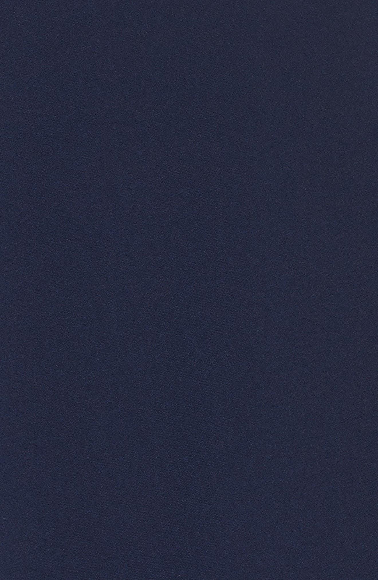 Pearl Soft Sleeveless Shift Dress,                             Alternate thumbnail 5, color,                             408