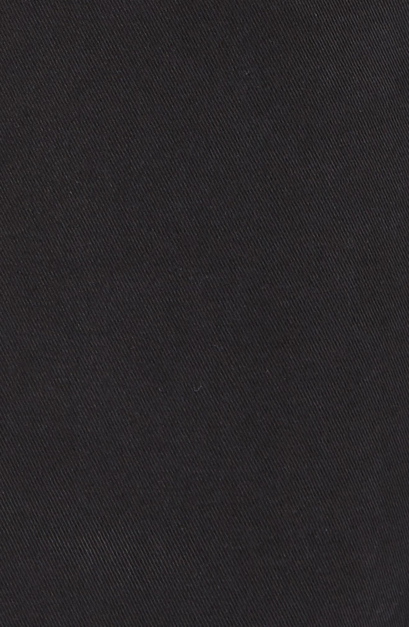 Trim Fit Pants,                             Alternate thumbnail 5, color,                             001
