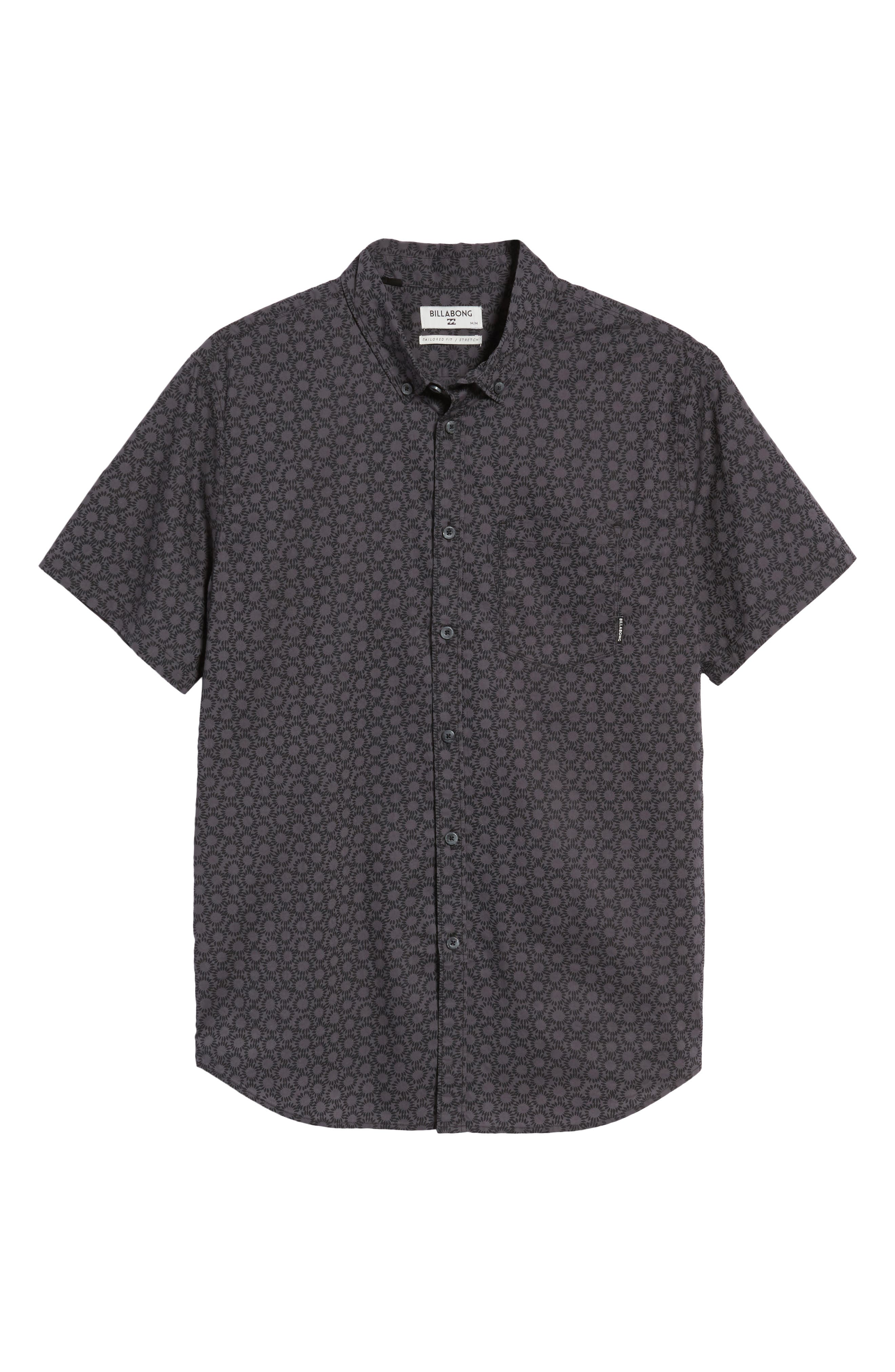 Sundays Sport Shirt,                             Alternate thumbnail 6, color,                             001