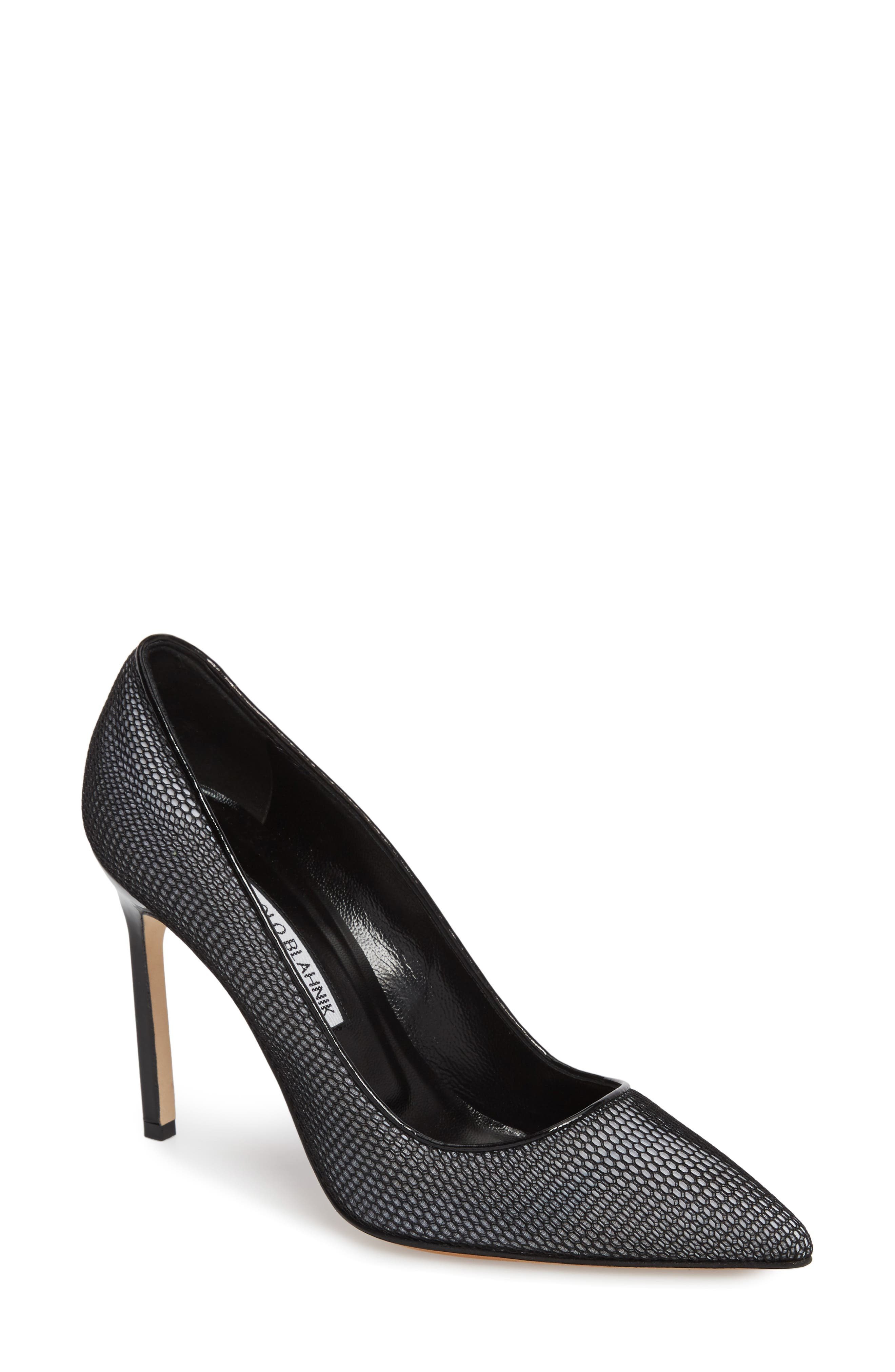 BB Pointy Toe Pump,                         Main,                         color,