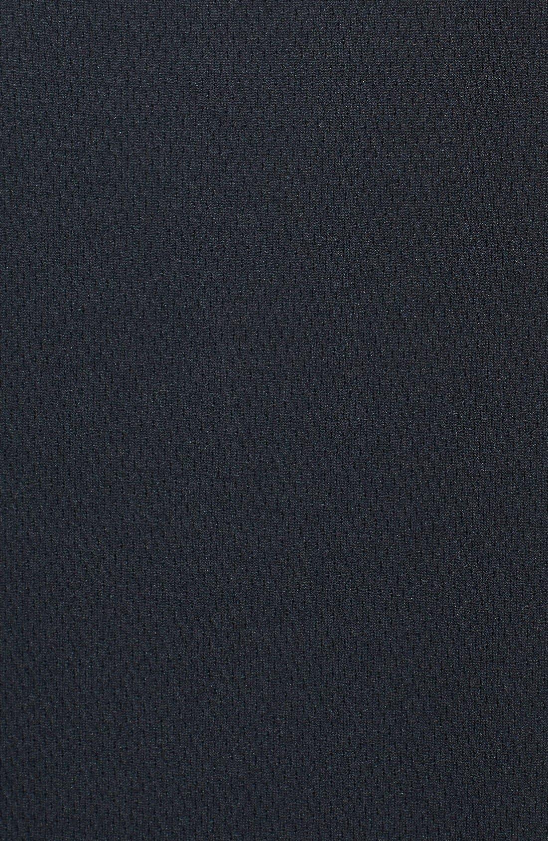 Miami Dolphins - Edge DryTec Moisture Wicking Half Zip Pullover,                             Alternate thumbnail 3, color,                             001