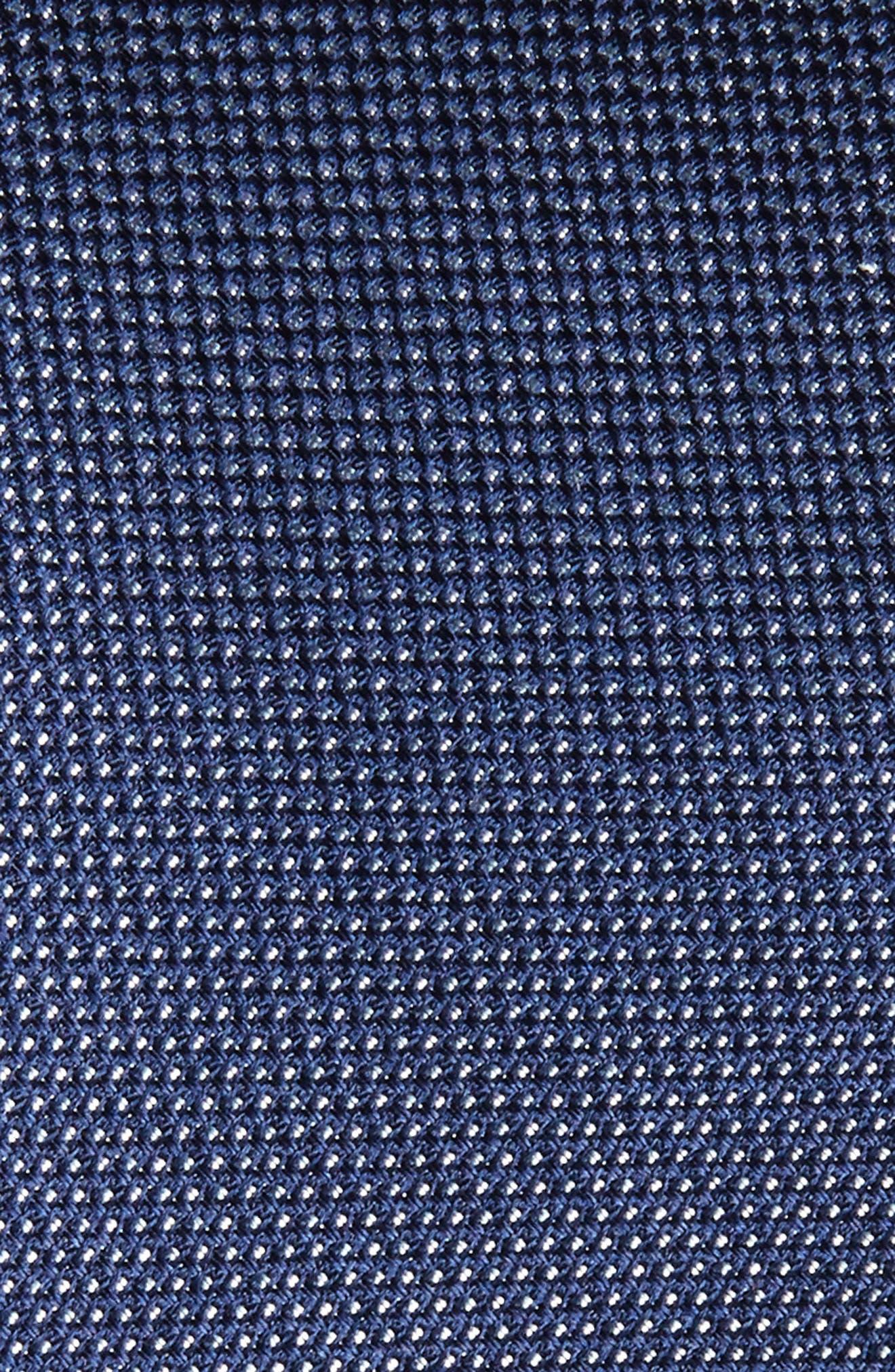 Rawson Solid Silk Tie,                             Alternate thumbnail 9, color,