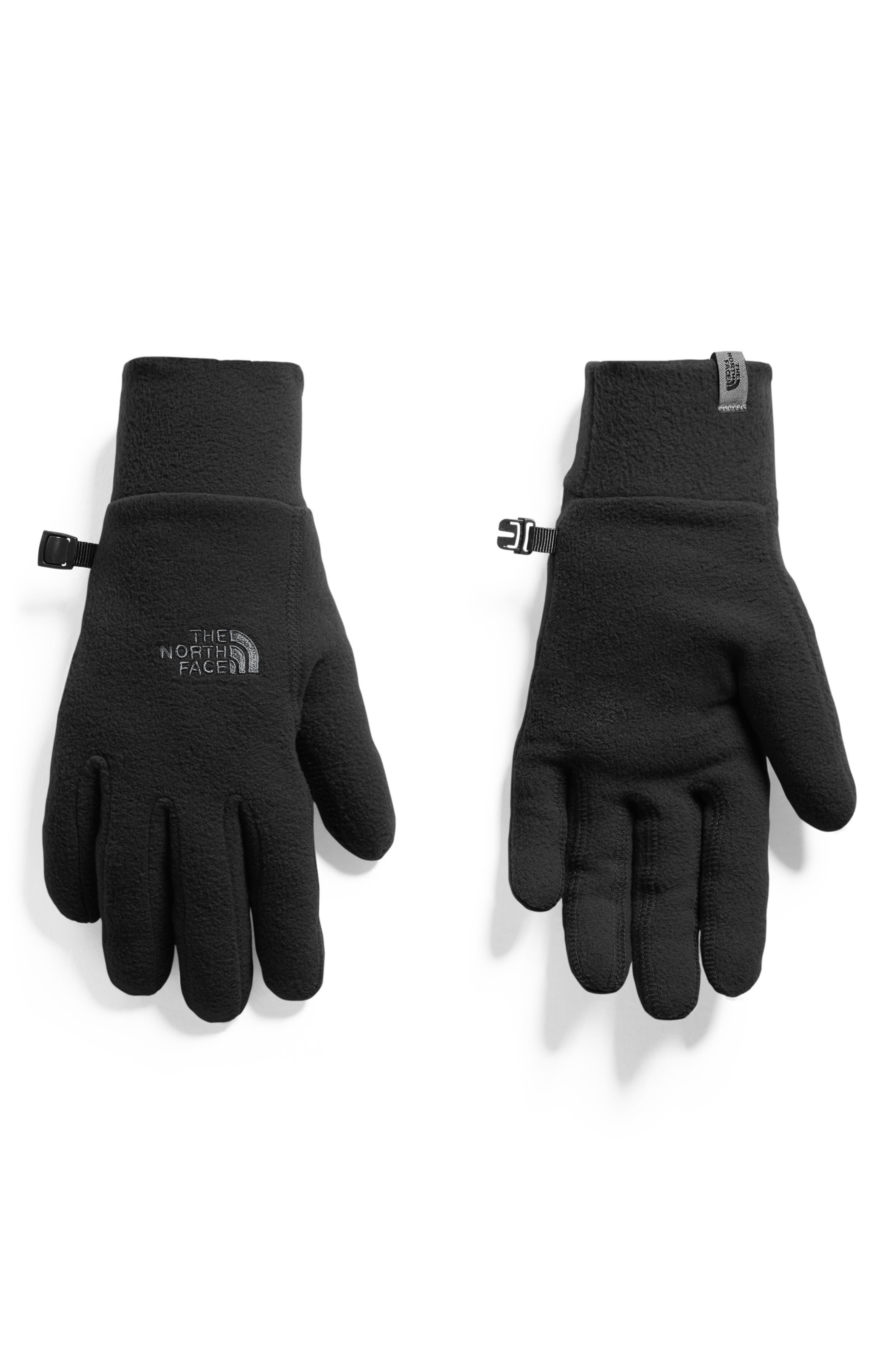 TKA Glacier Gloves,                         Main,                         color, TNF BLACK