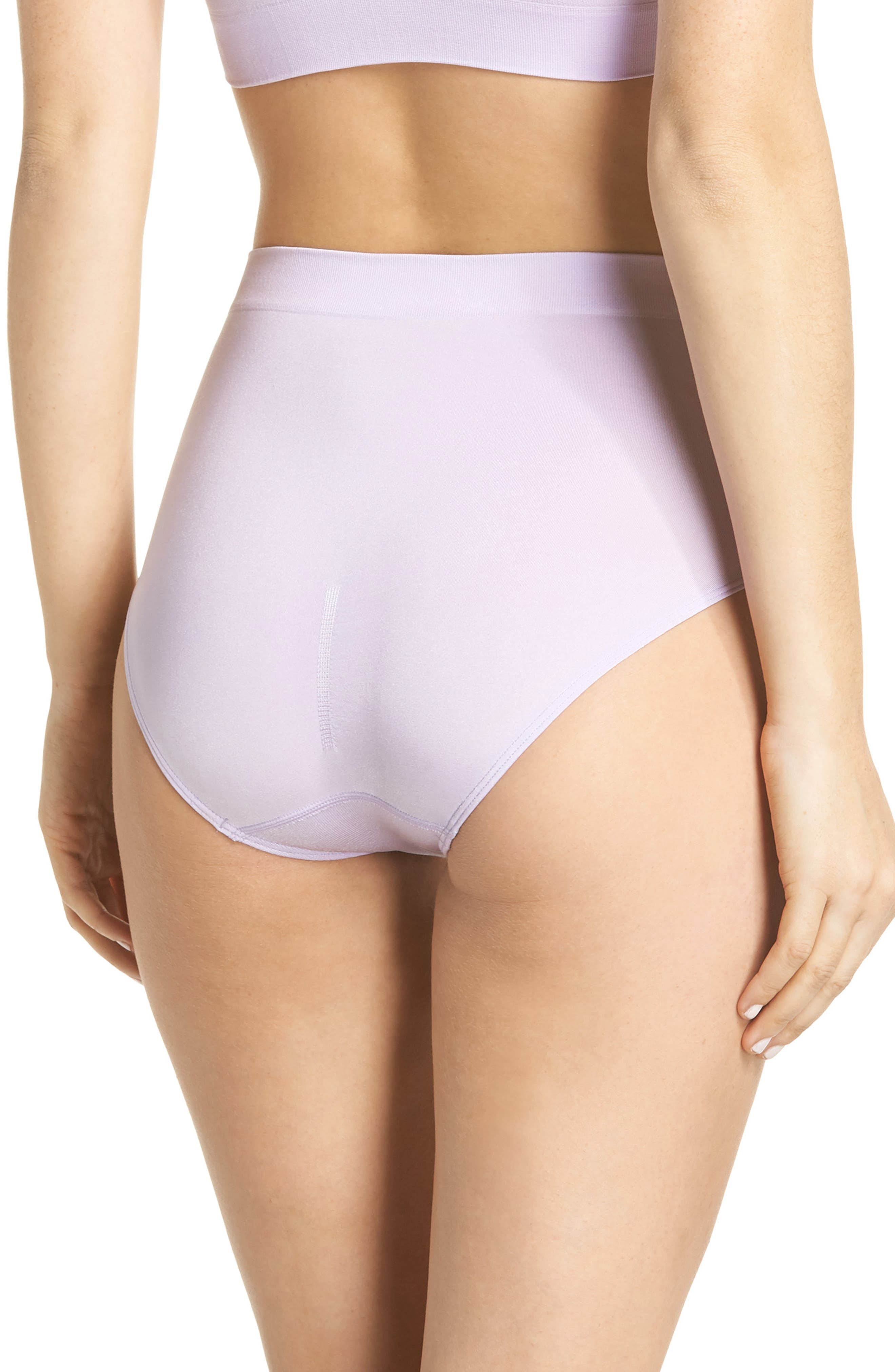 B Smooth Briefs,                             Alternate thumbnail 2, color,                             PASTEL LILAC