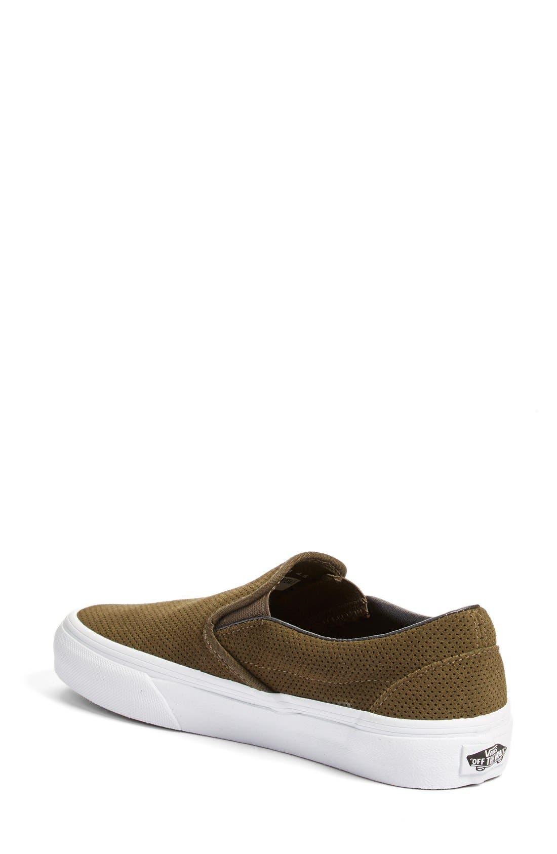 Classic Slip-On Sneaker,                             Alternate thumbnail 330, color,