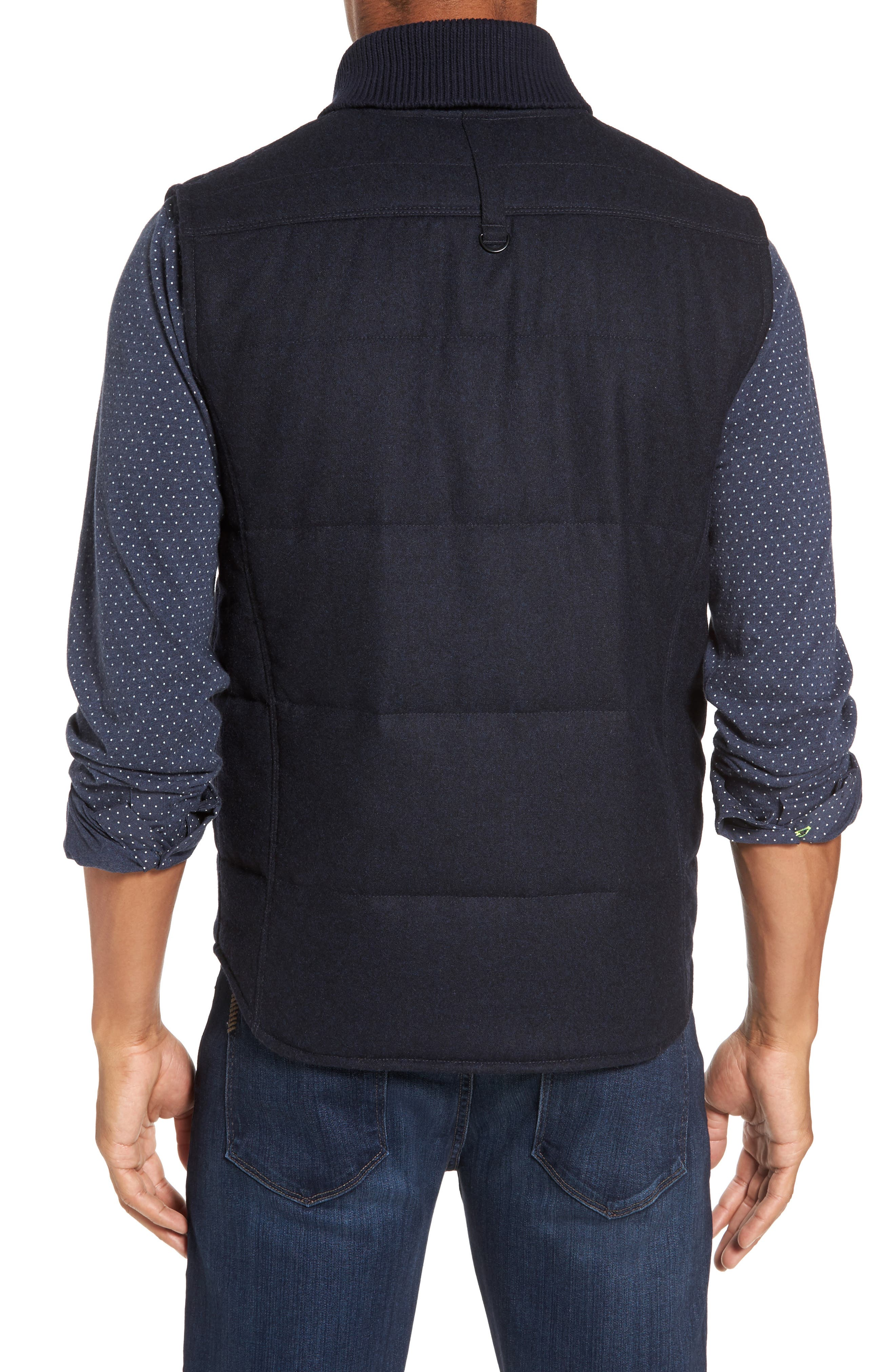 Quilted Work Vest,                             Alternate thumbnail 2, color,                             410