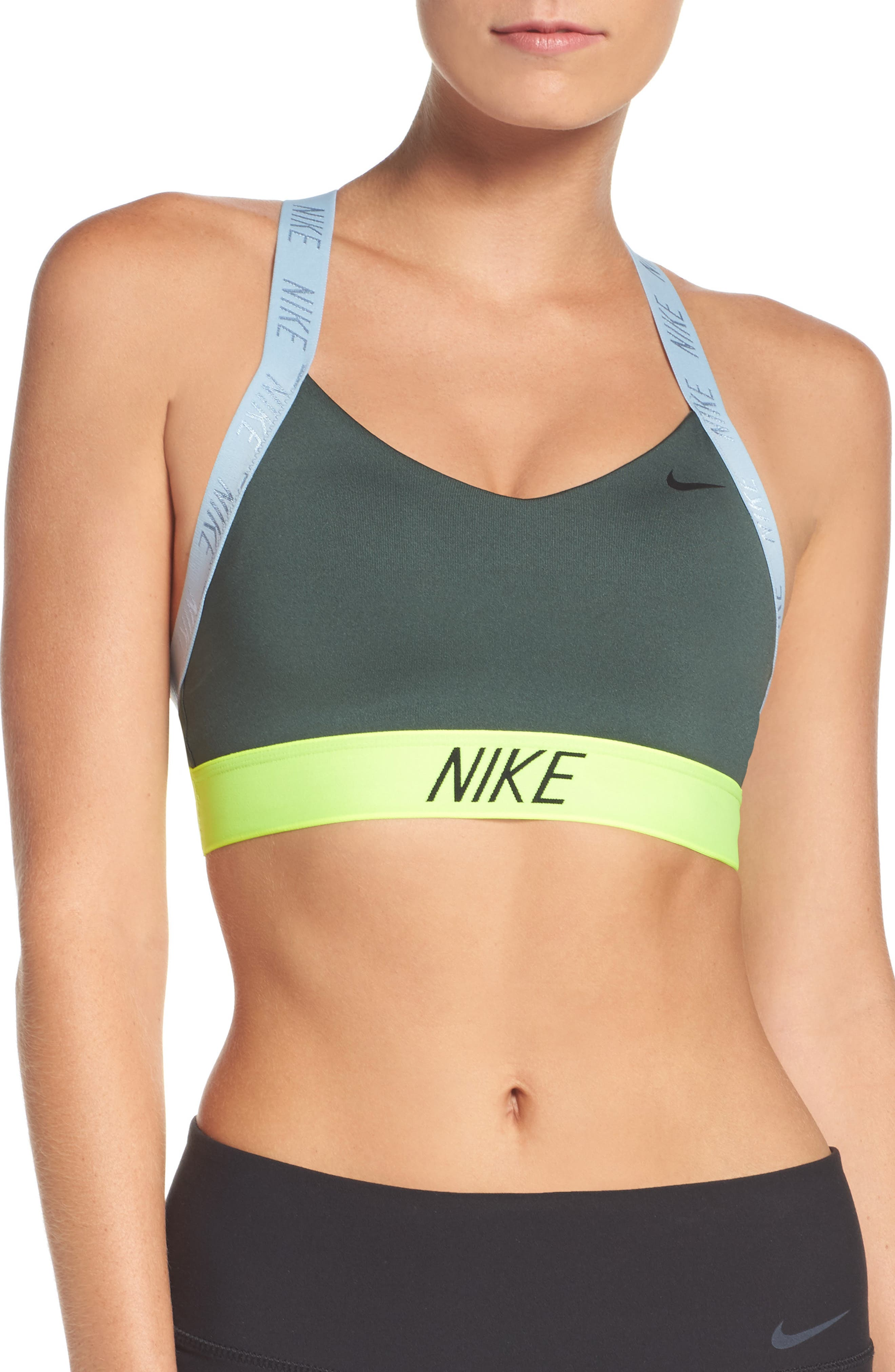 Pro Indy Logo Sports Bra,                             Main thumbnail 7, color,