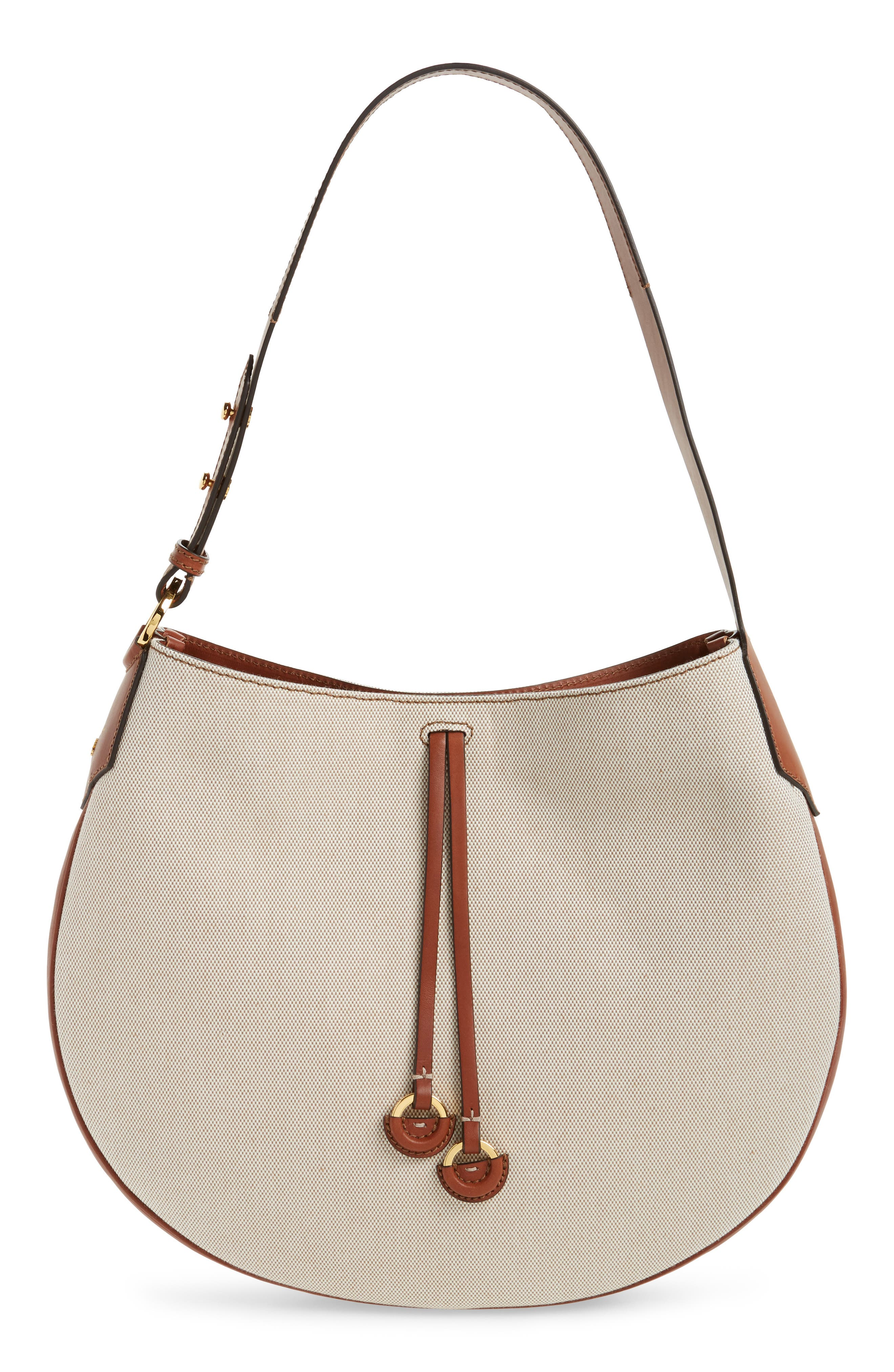 Maura Canvas Hobo Bag,                         Main,                         color, 200