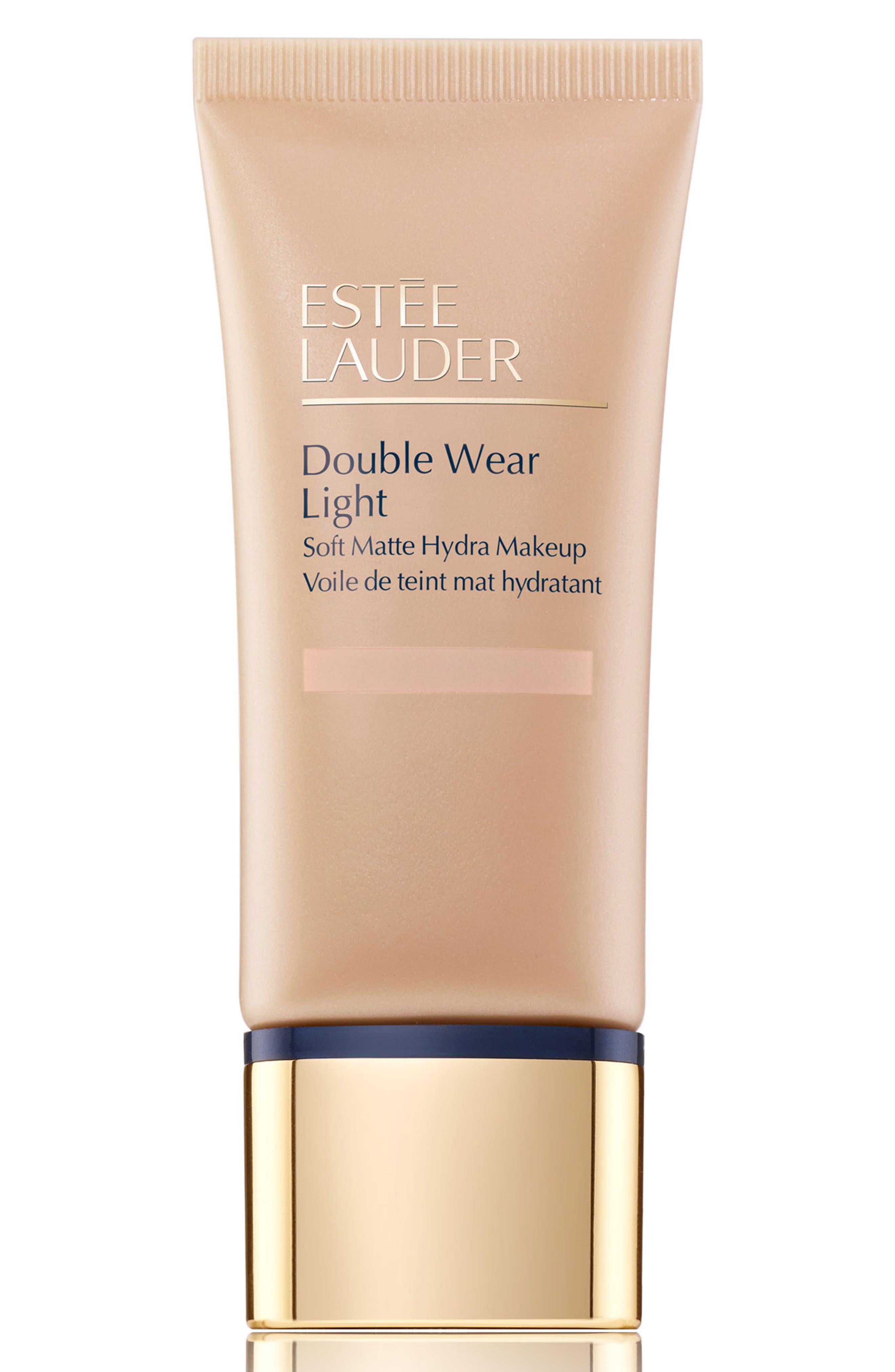 Estee Lauder Double Wear Light Soft Matte Hydra Makeup - 1C0 Shell