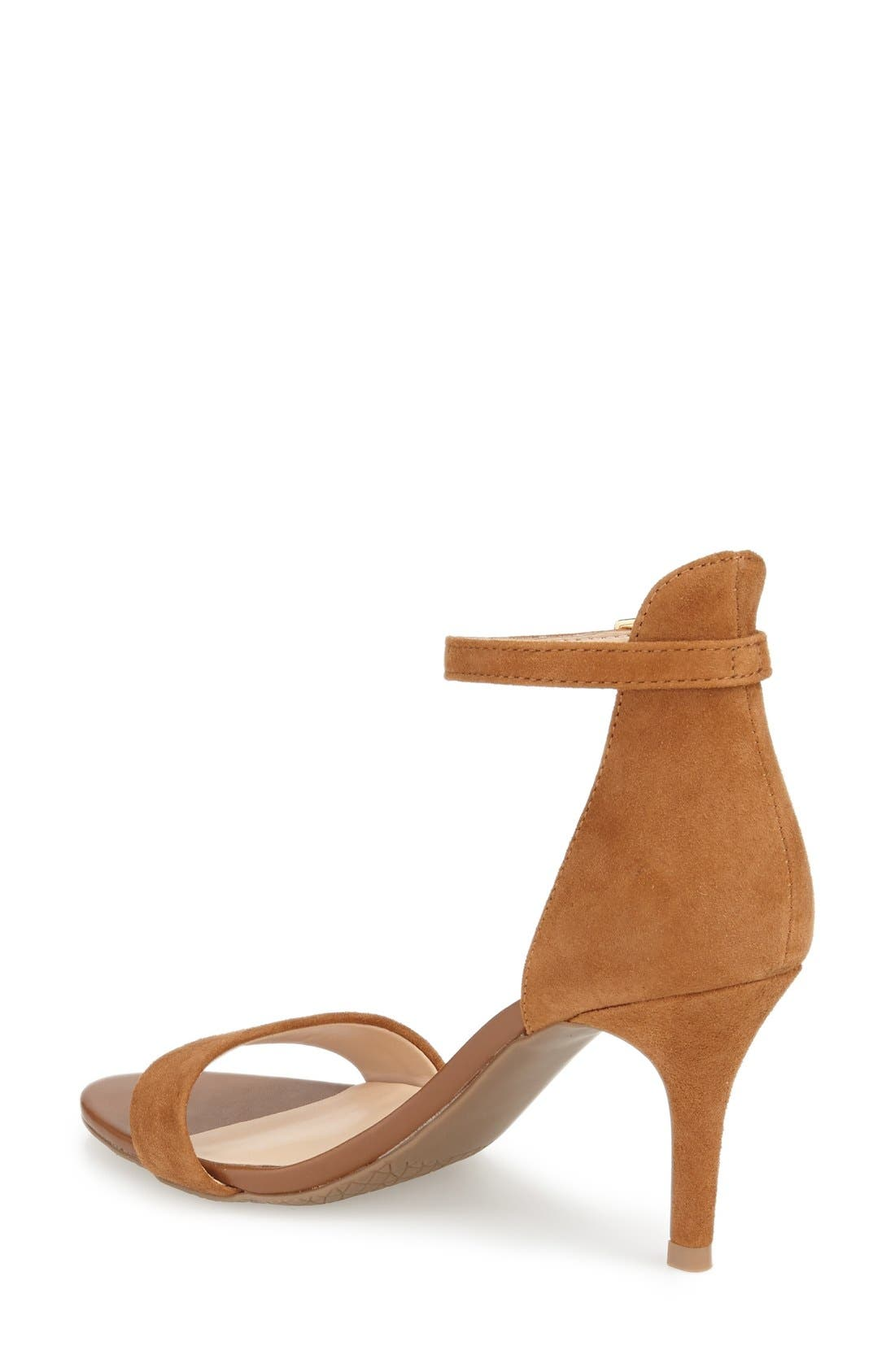 'Luminate' Open Toe Dress Sandal,                             Alternate thumbnail 75, color,