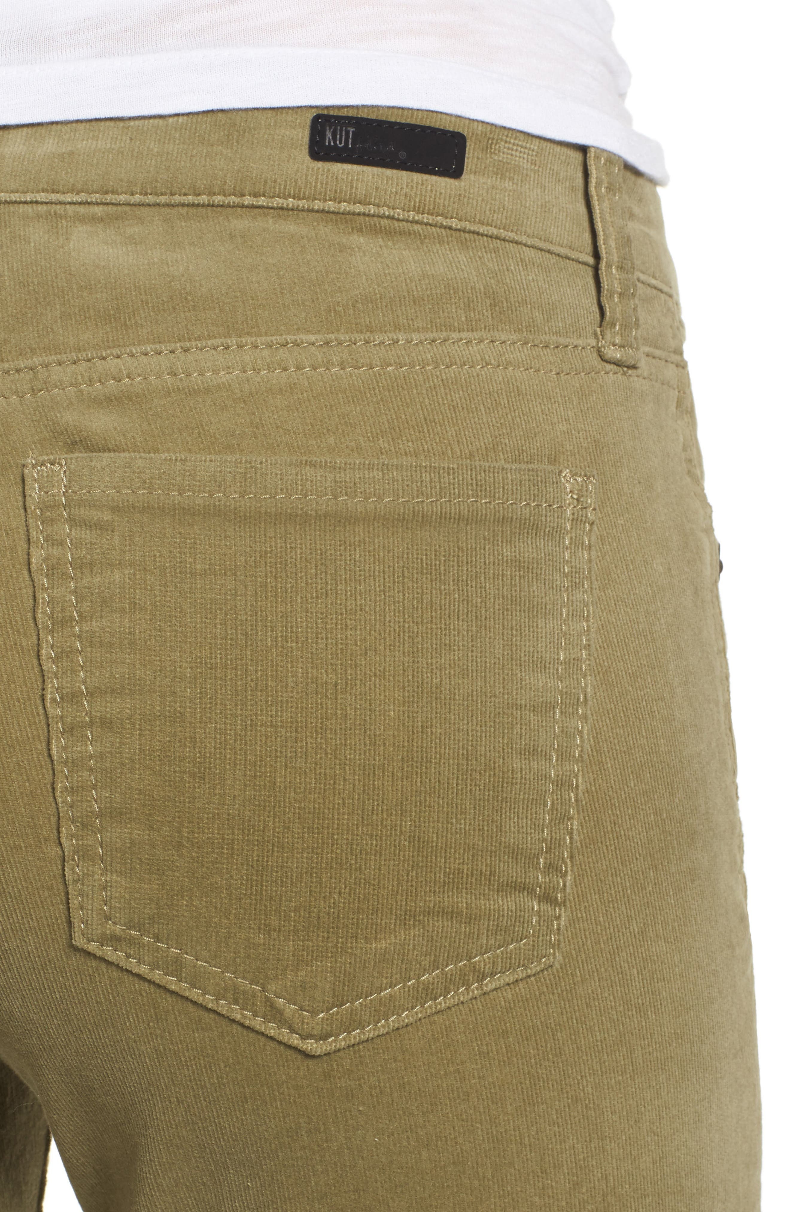 Baby Bootcut Corduroy Jeans,                             Alternate thumbnail 87, color,