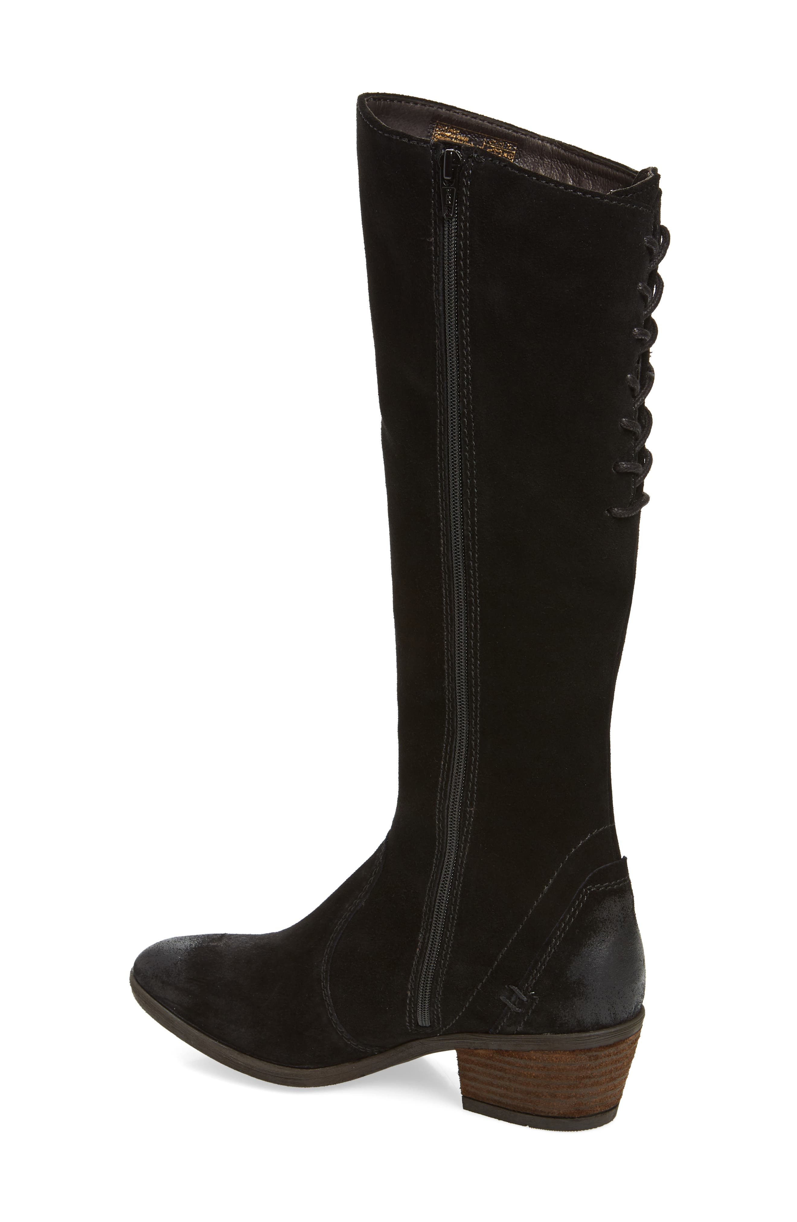 Daphne 33 Knee High Boot,                             Alternate thumbnail 2, color,                             005