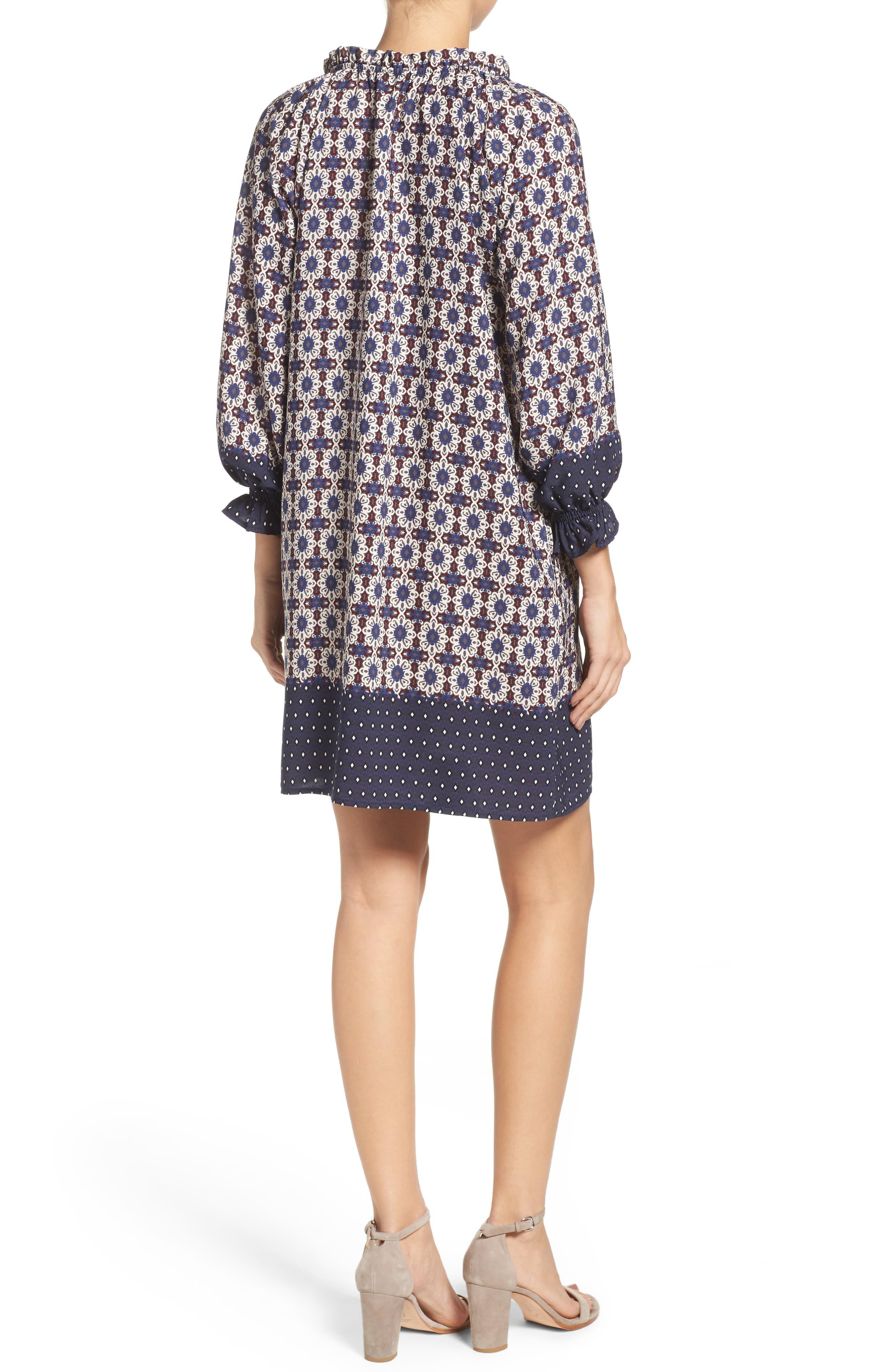 Catella Tunic Dress,                             Alternate thumbnail 3, color,                             410