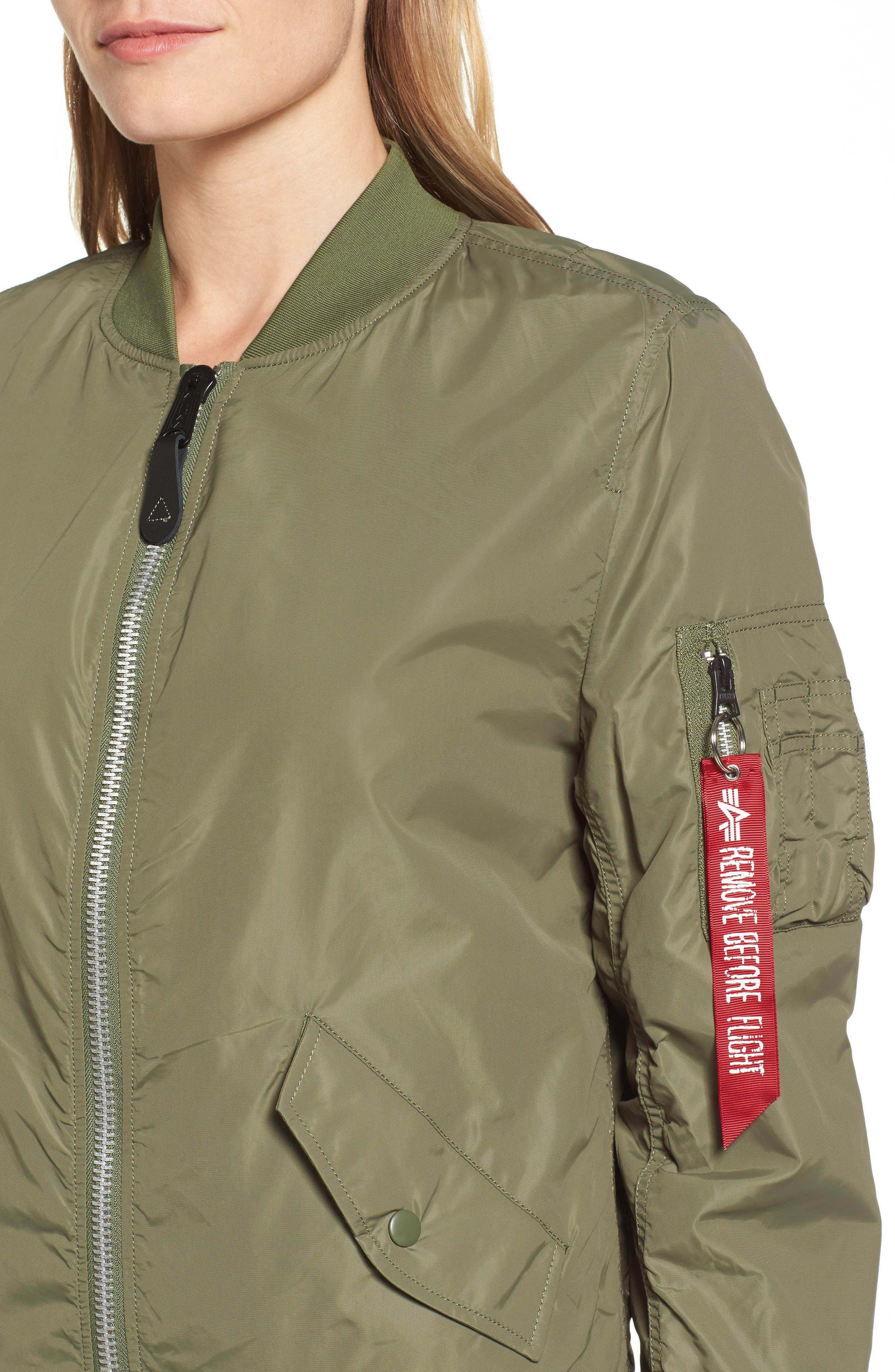 L-2B Scout Water Resistant Flight Jacket,                             Alternate thumbnail 11, color,