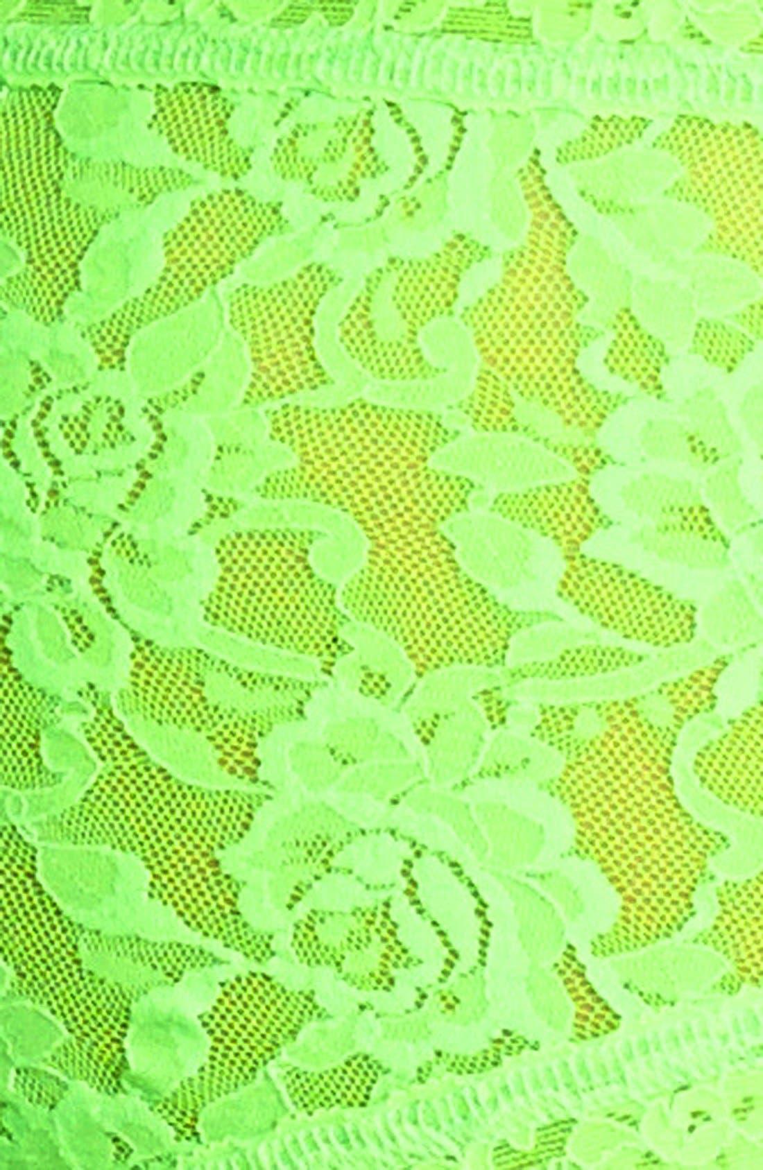 'Signature Lace' Boyshorts,                             Alternate thumbnail 299, color,