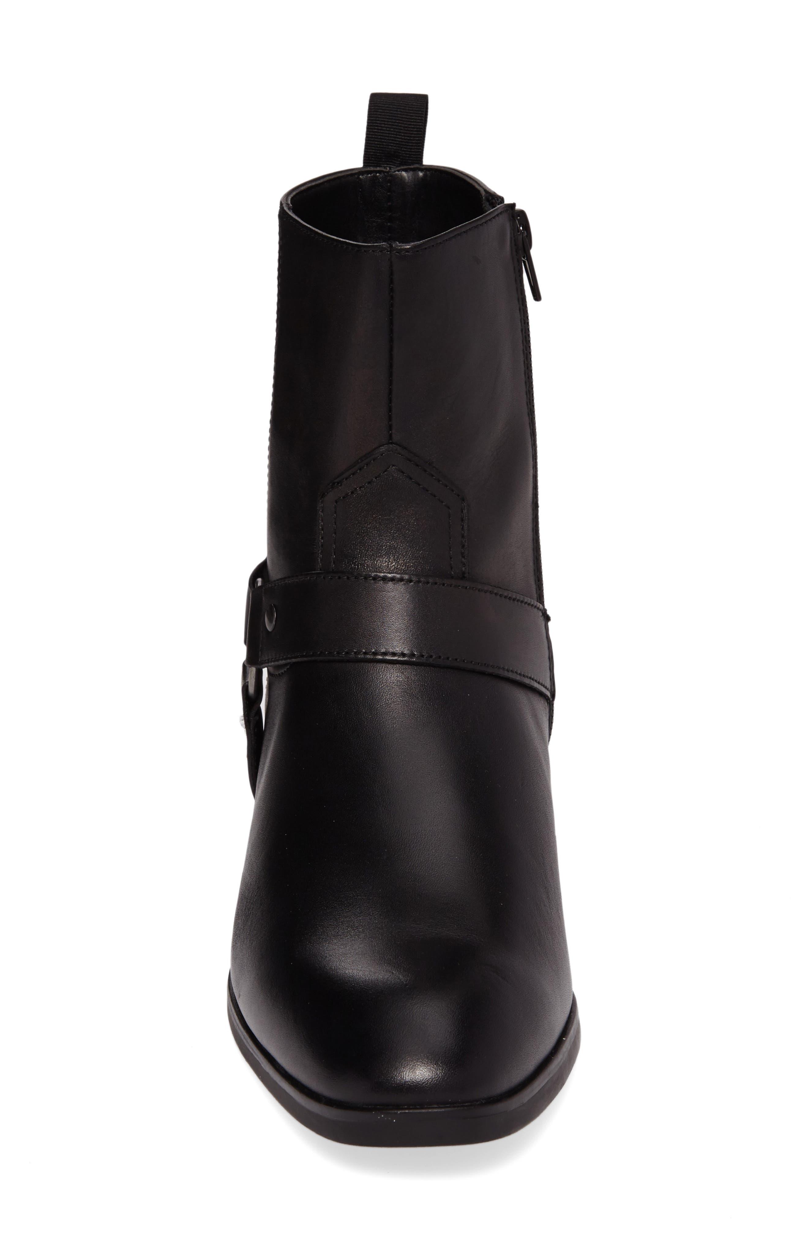 Havana Zip Boot,                             Alternate thumbnail 4, color,                             002