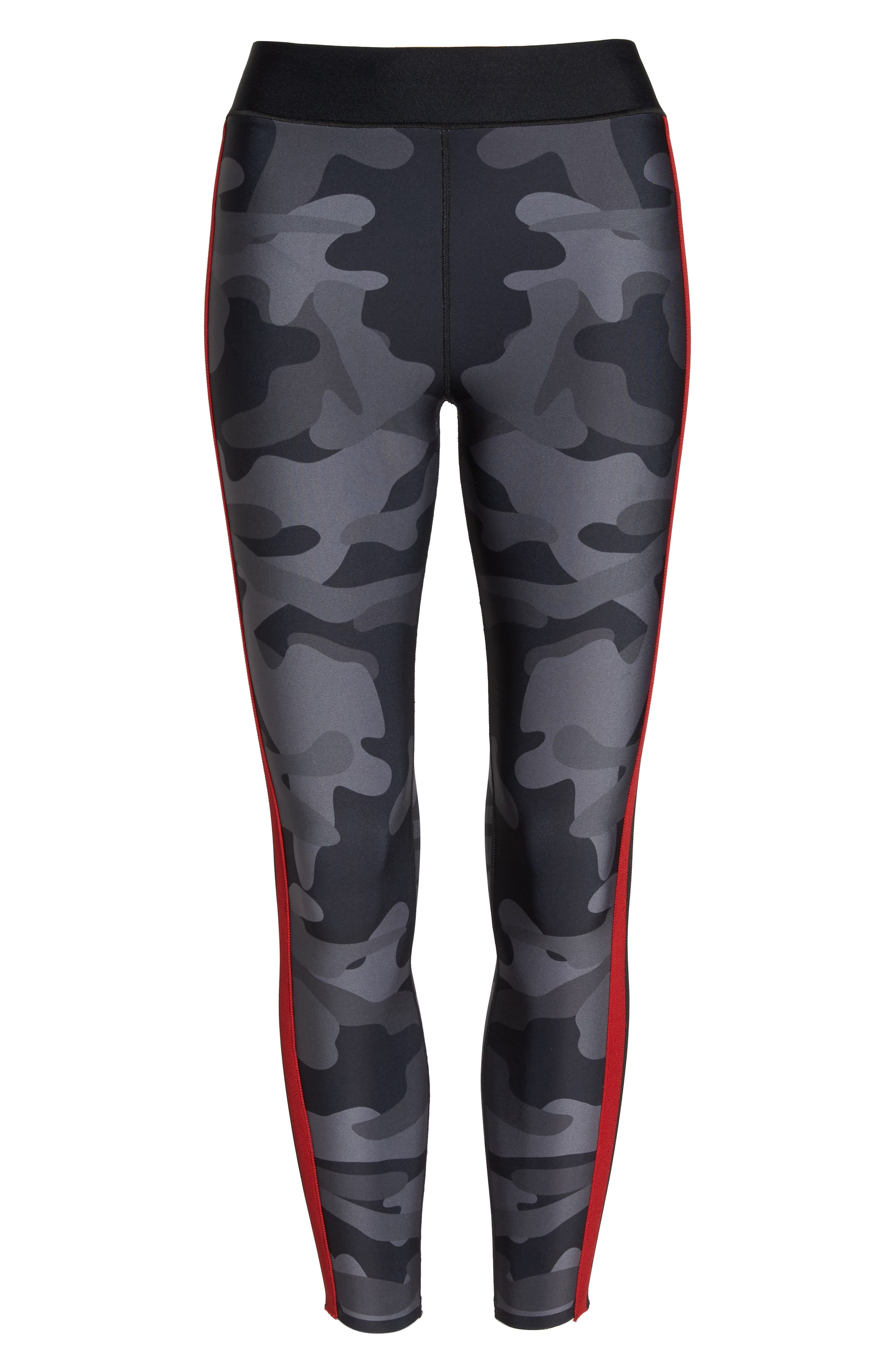 Ultra Camo Collegiate Leggings,                             Alternate thumbnail 7, color,                             005