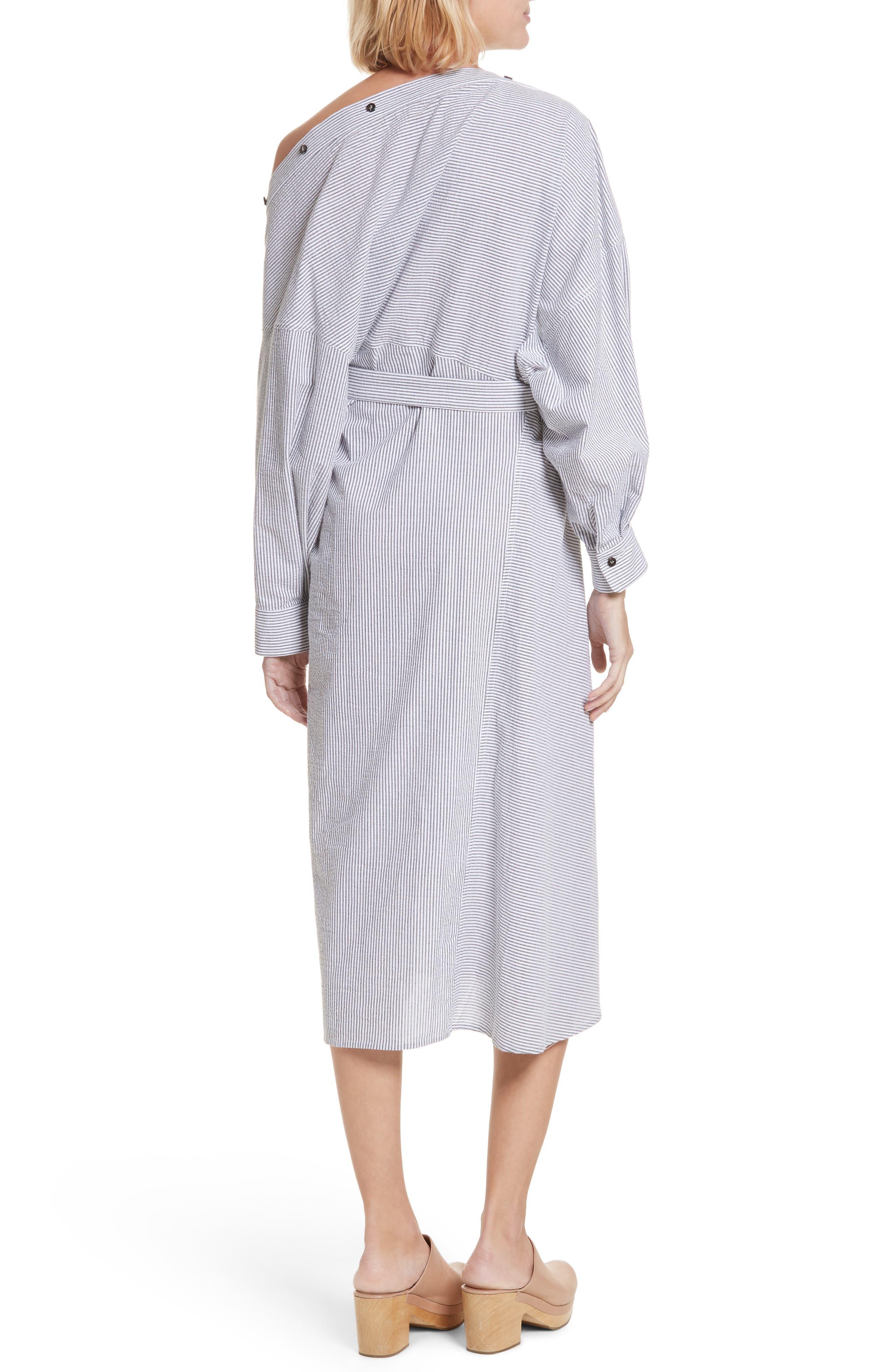 Welcome Asymmetrical Dress,                             Alternate thumbnail 2, color,                             001