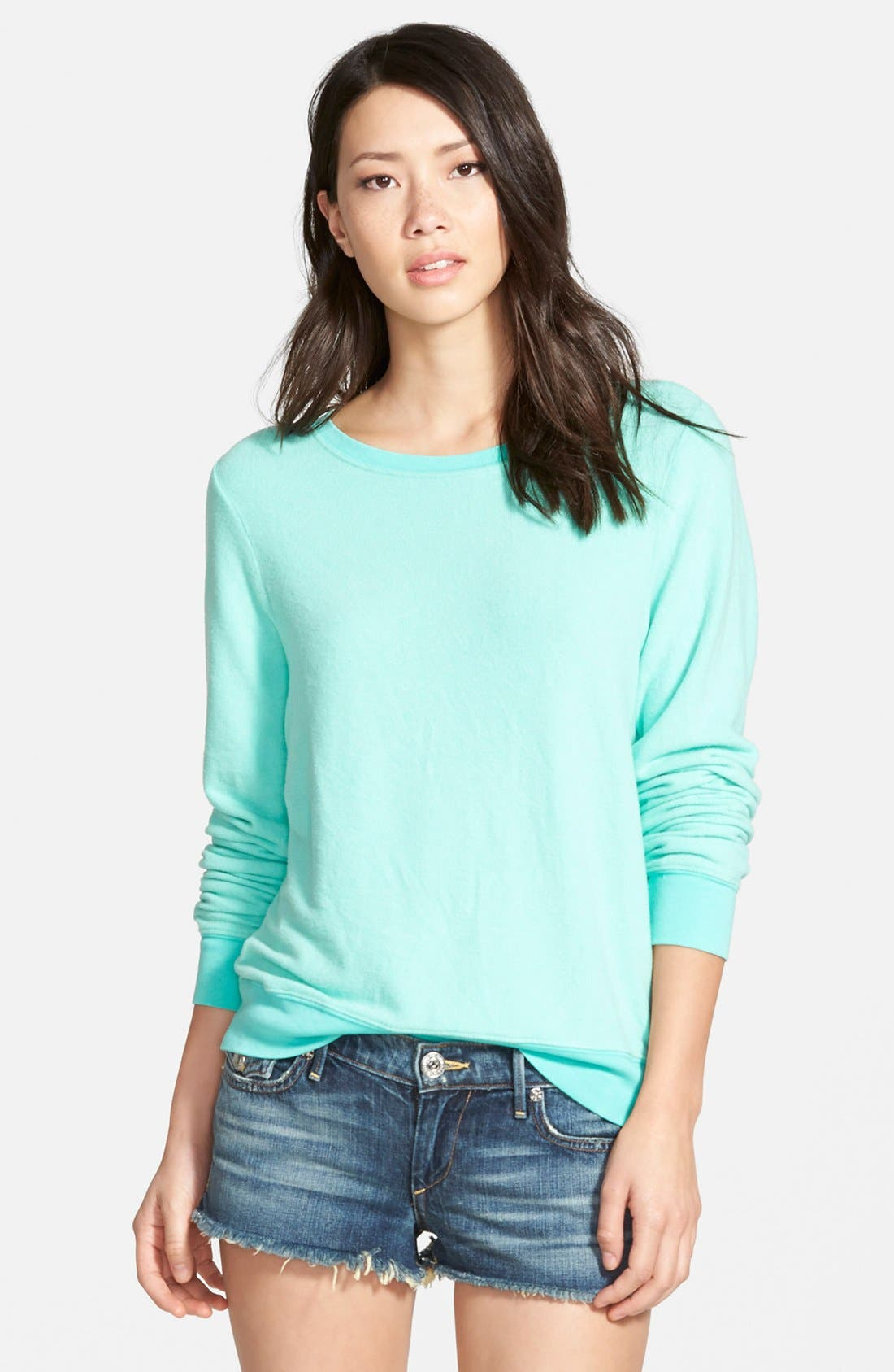 'Baggy Beach Jumper' Pullover,                             Main thumbnail 23, color,