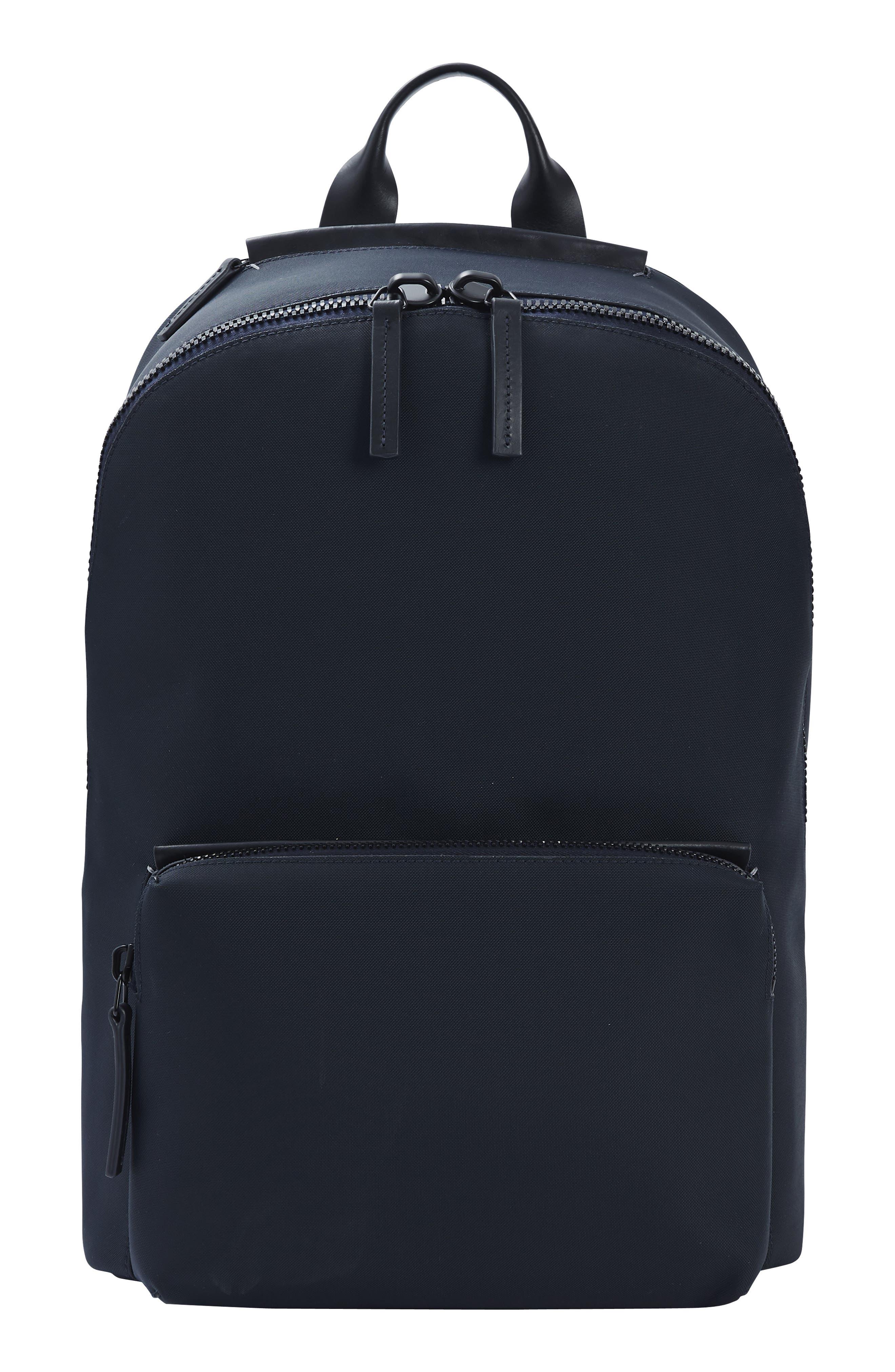 Nylon Backpack,                             Main thumbnail 1, color,                             400