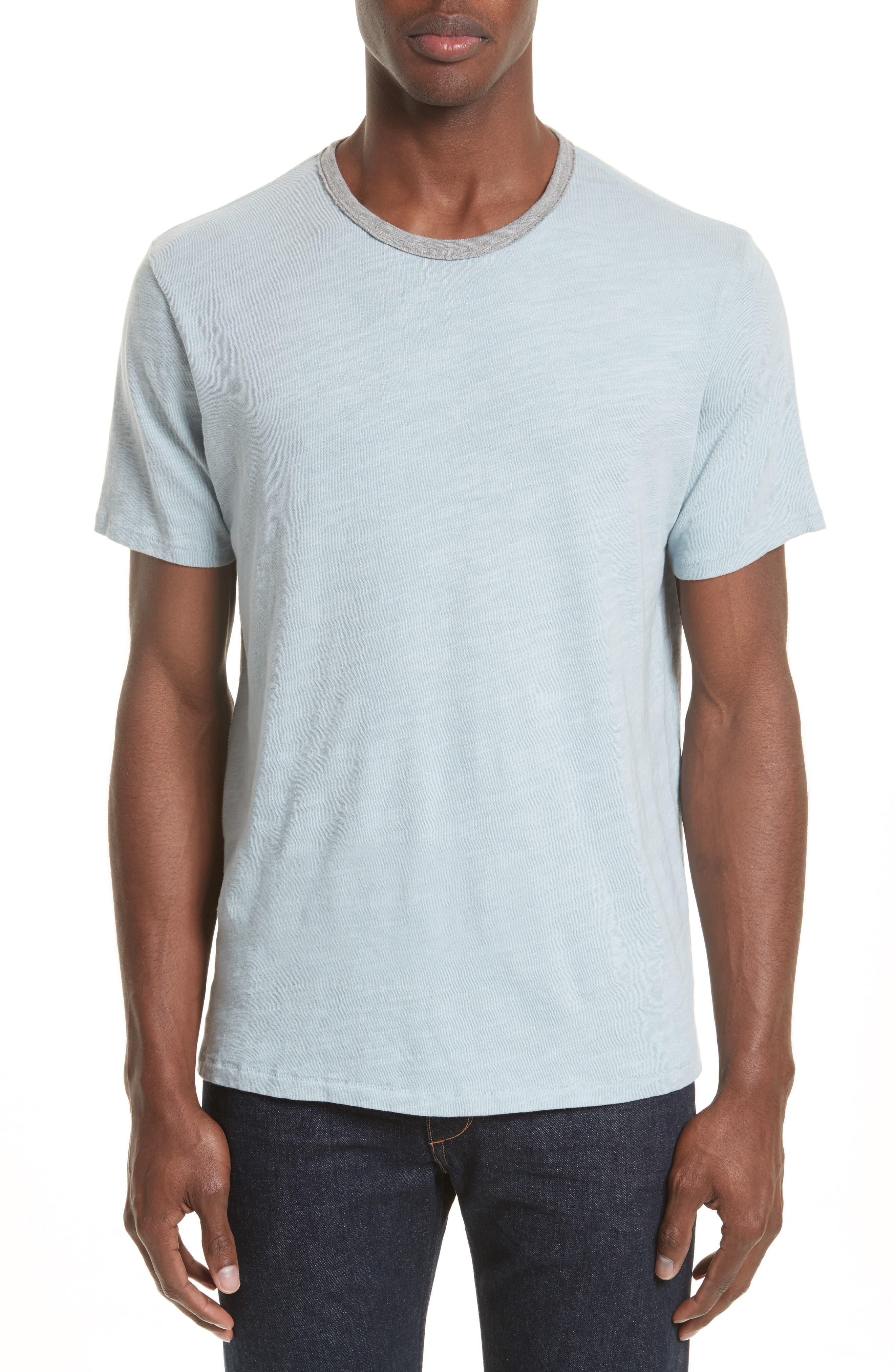 Slub Cotton Jersey T-Shirt,                             Main thumbnail 1, color,                             450