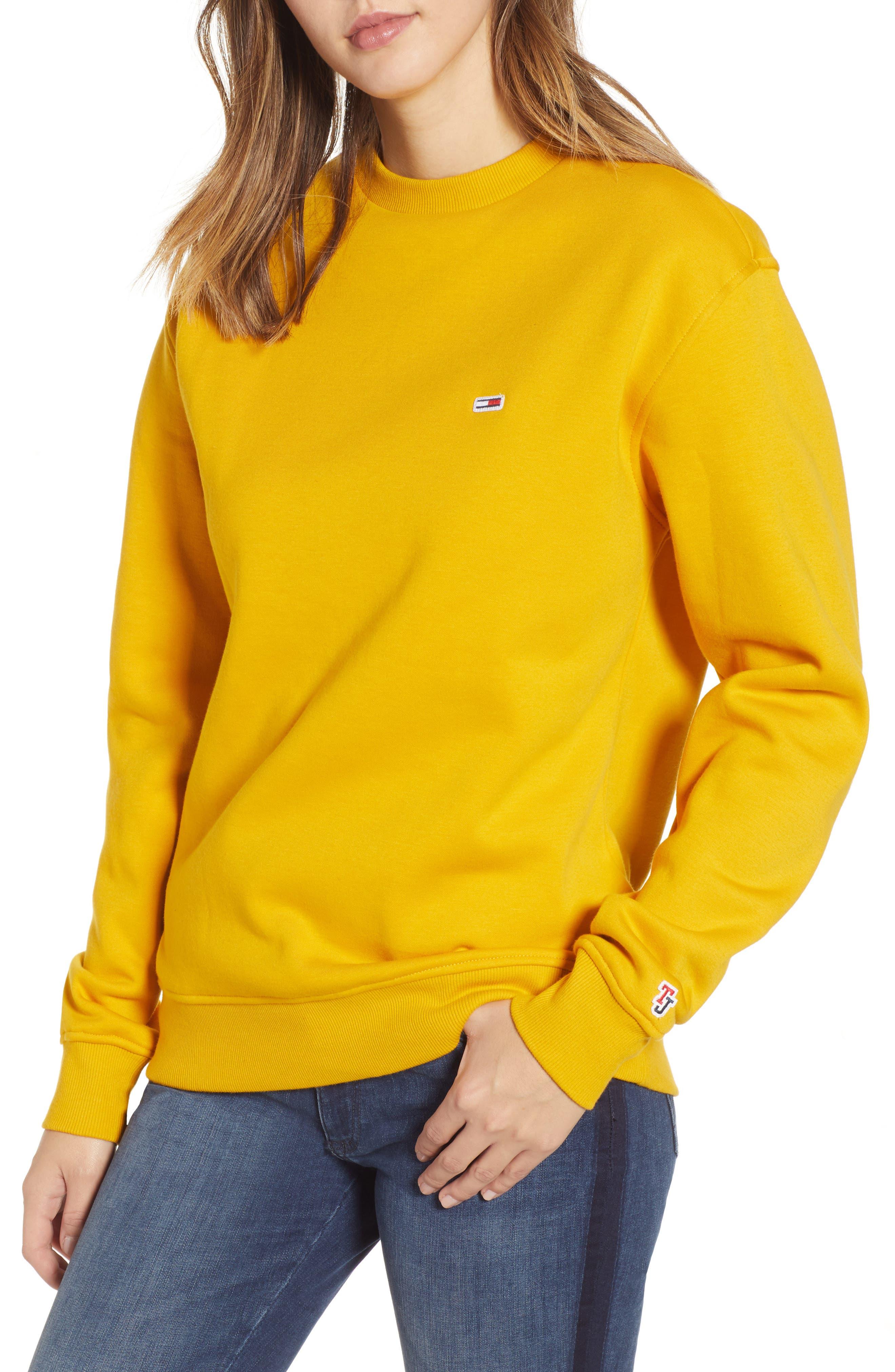 TJW Tommy Classics Sweatshirt,                             Main thumbnail 1, color,                             701