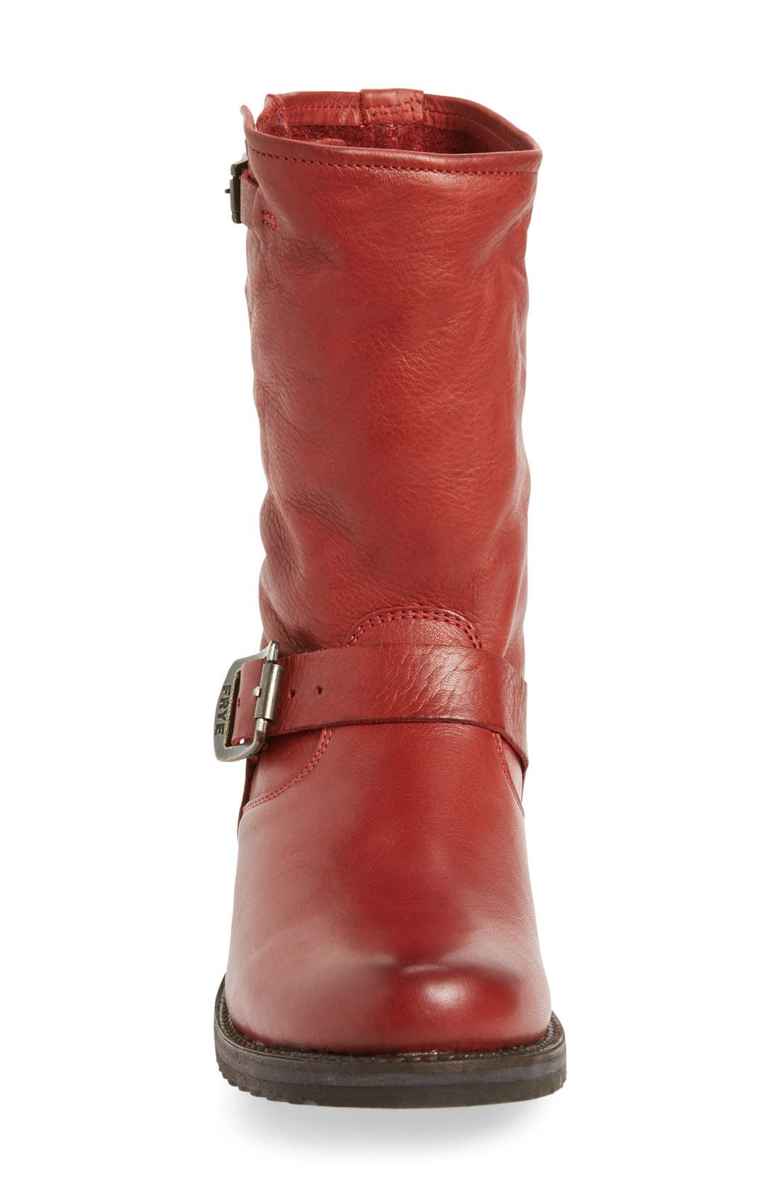 'Veronica Short' Slouchy Boot,                             Alternate thumbnail 43, color,