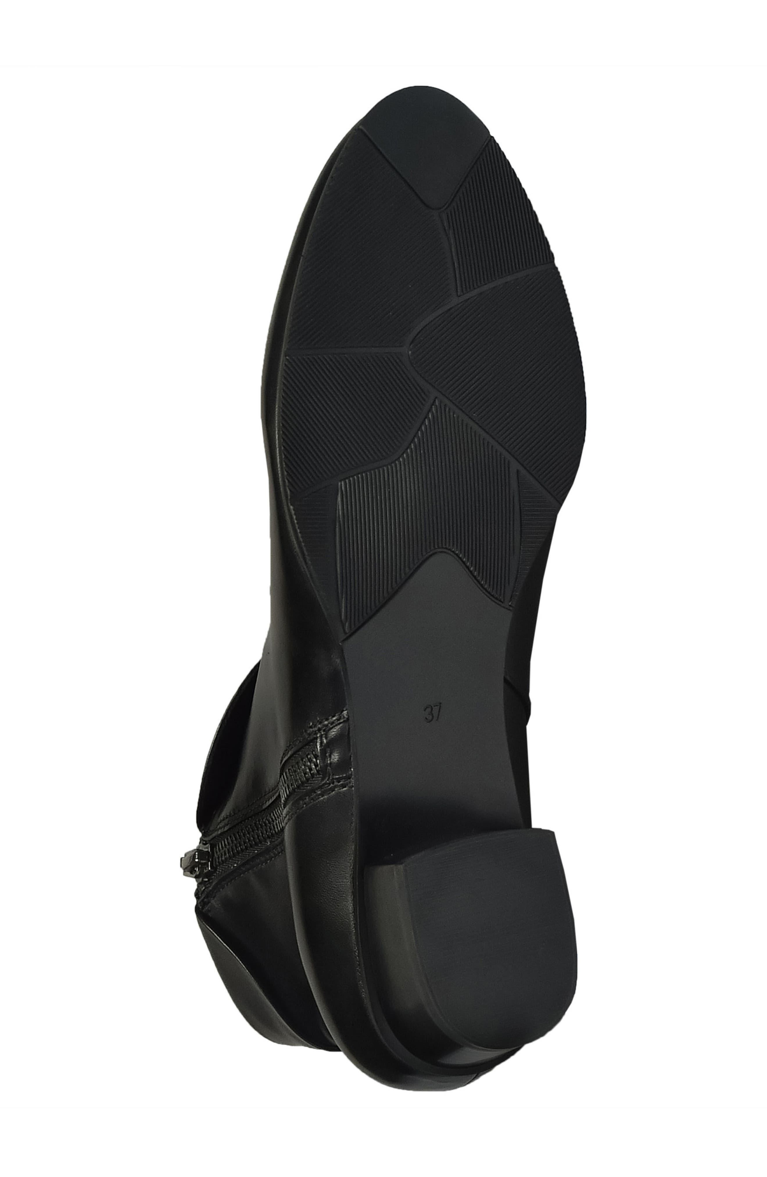 'Stockholm' Boot,                             Alternate thumbnail 5, color,                             BLACK