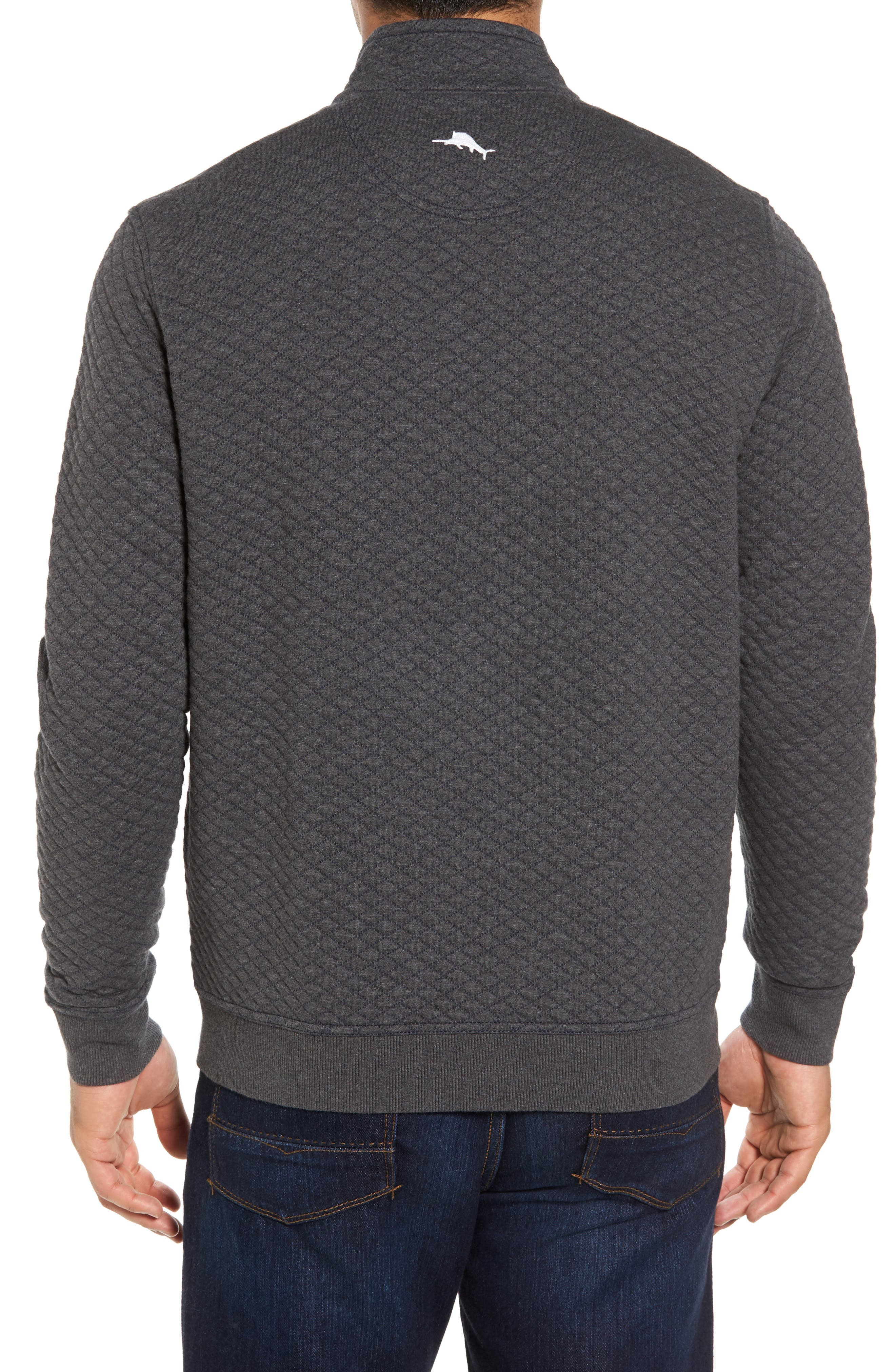 NFL Quiltessential Full Zip Sweatshirt,                             Alternate thumbnail 42, color,
