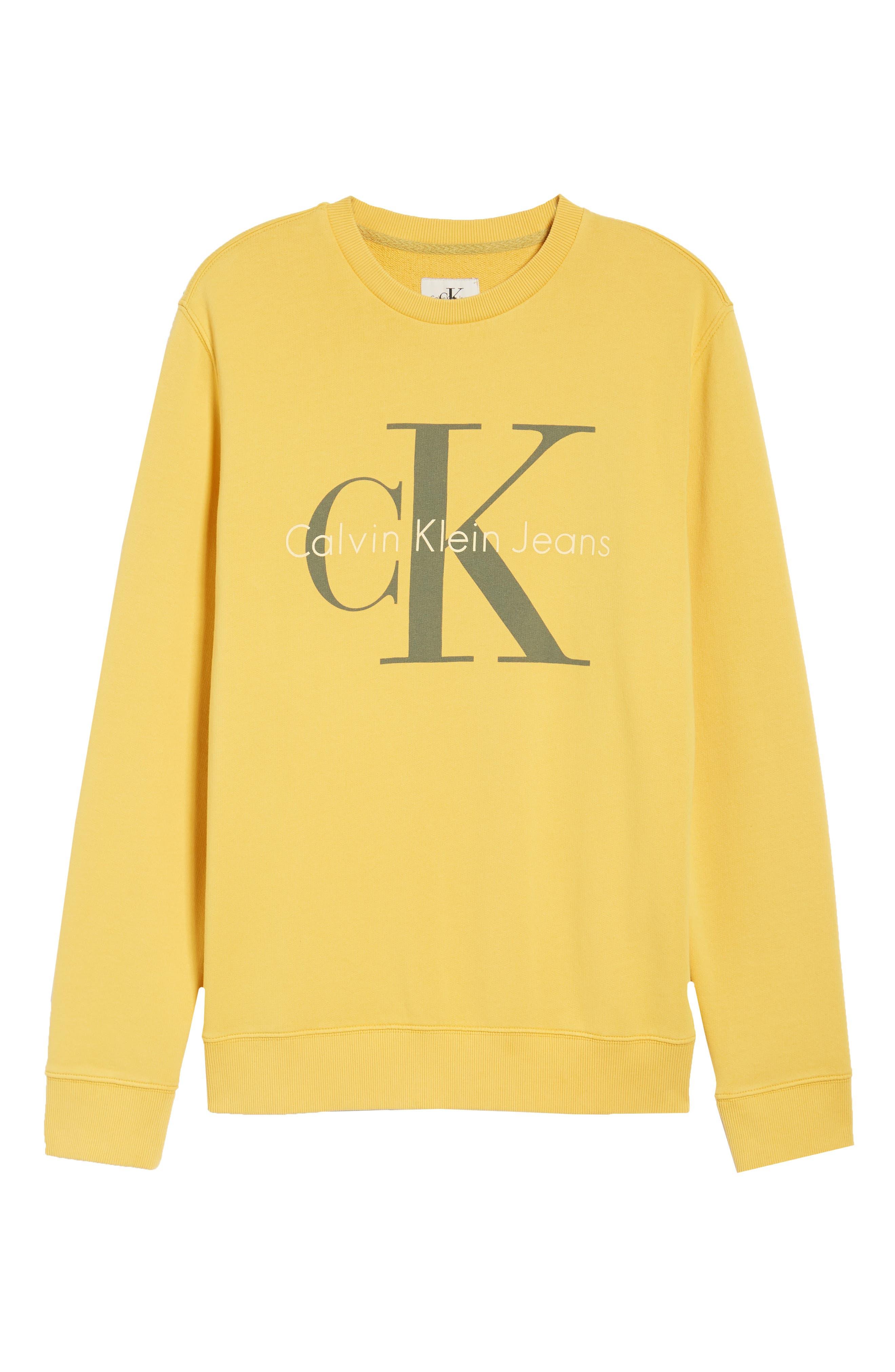 Pop Color Sweatshirt,                             Alternate thumbnail 6, color,                             731