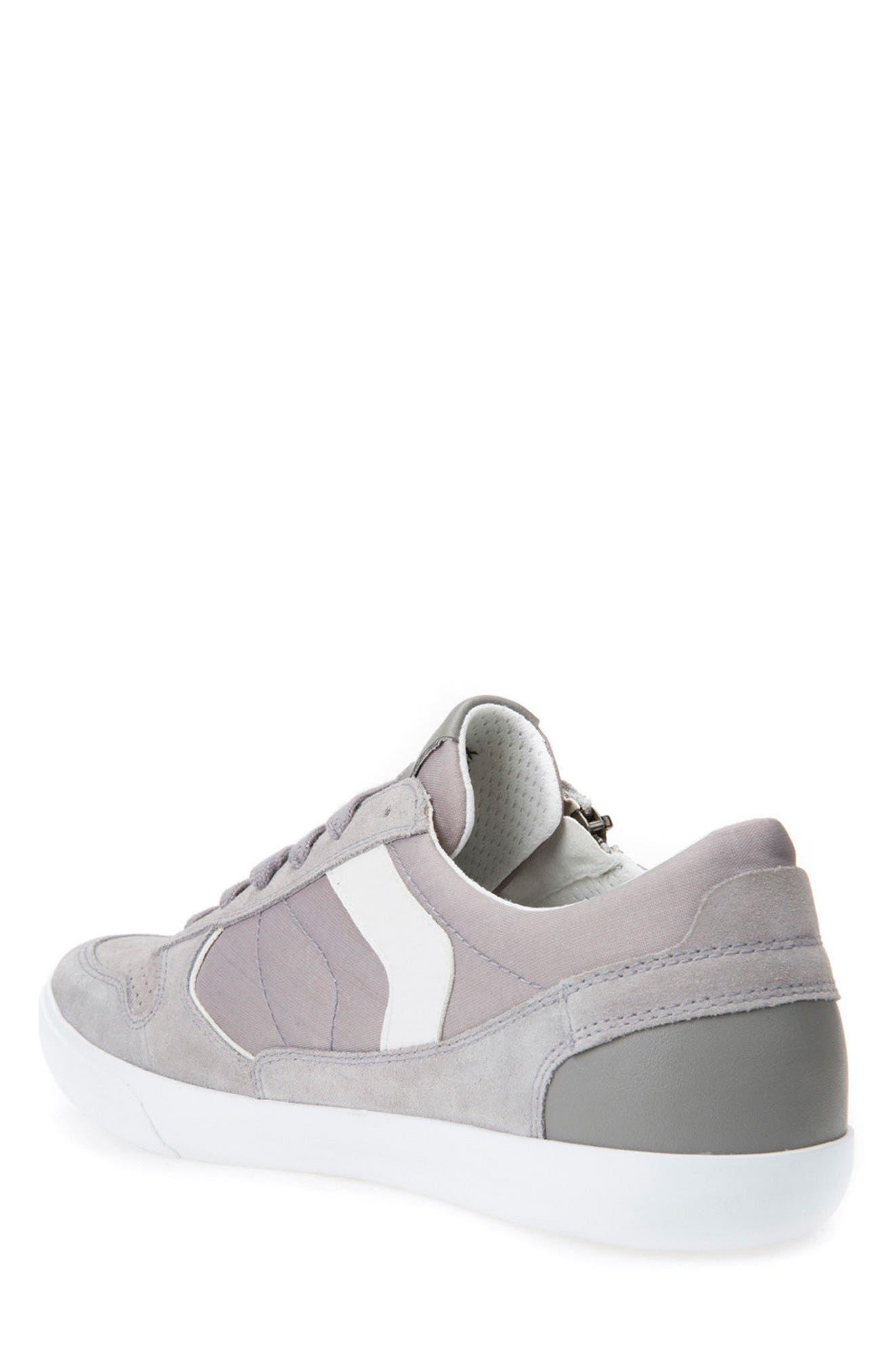 Box 33 Low Top Zip Sneaker,                             Alternate thumbnail 2, color,                             030